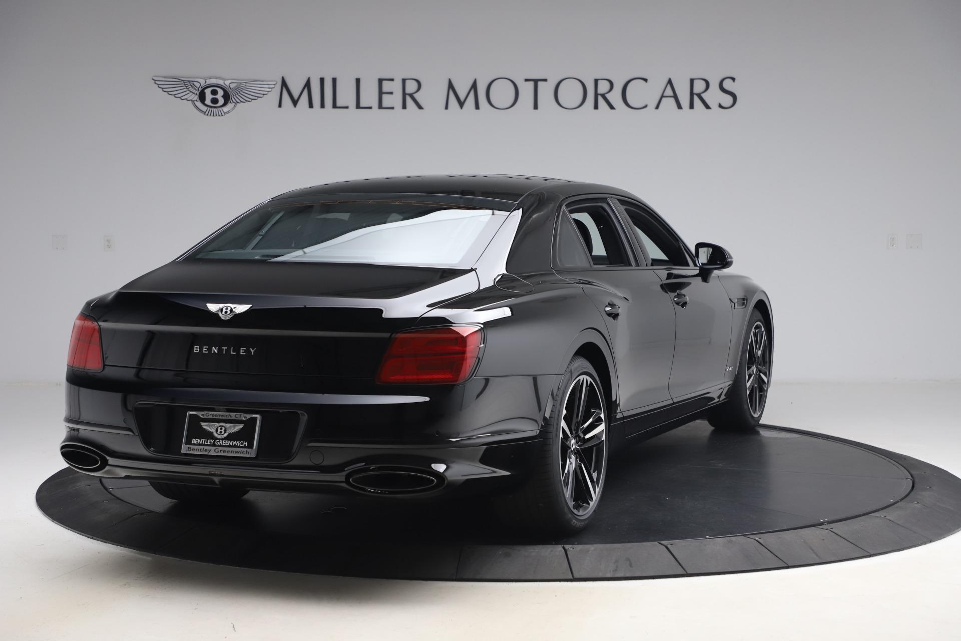 New 2020 Bentley Flying Spur W12