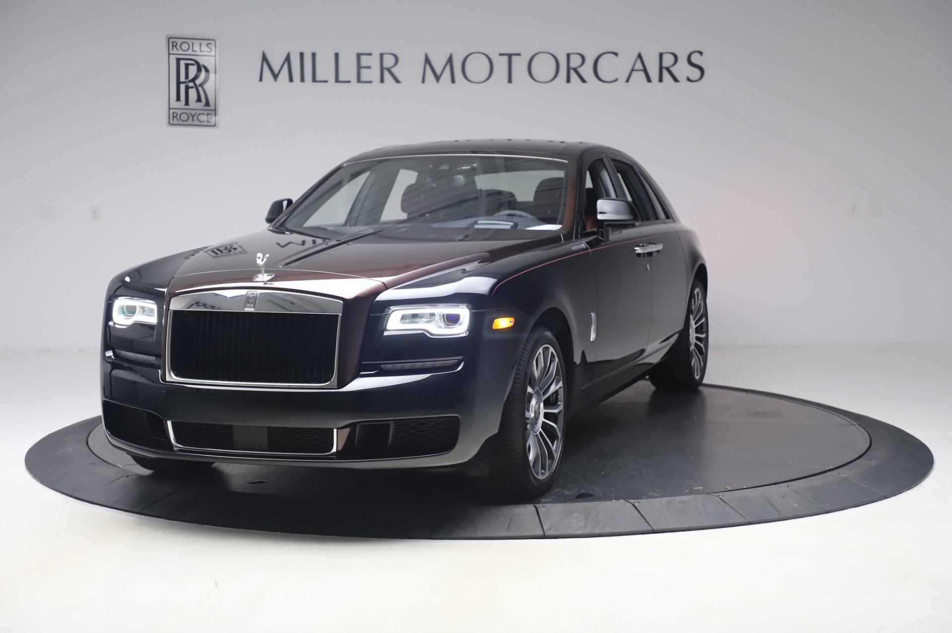 New 2020 Rolls-Royce Ghost  | Greenwich, CT