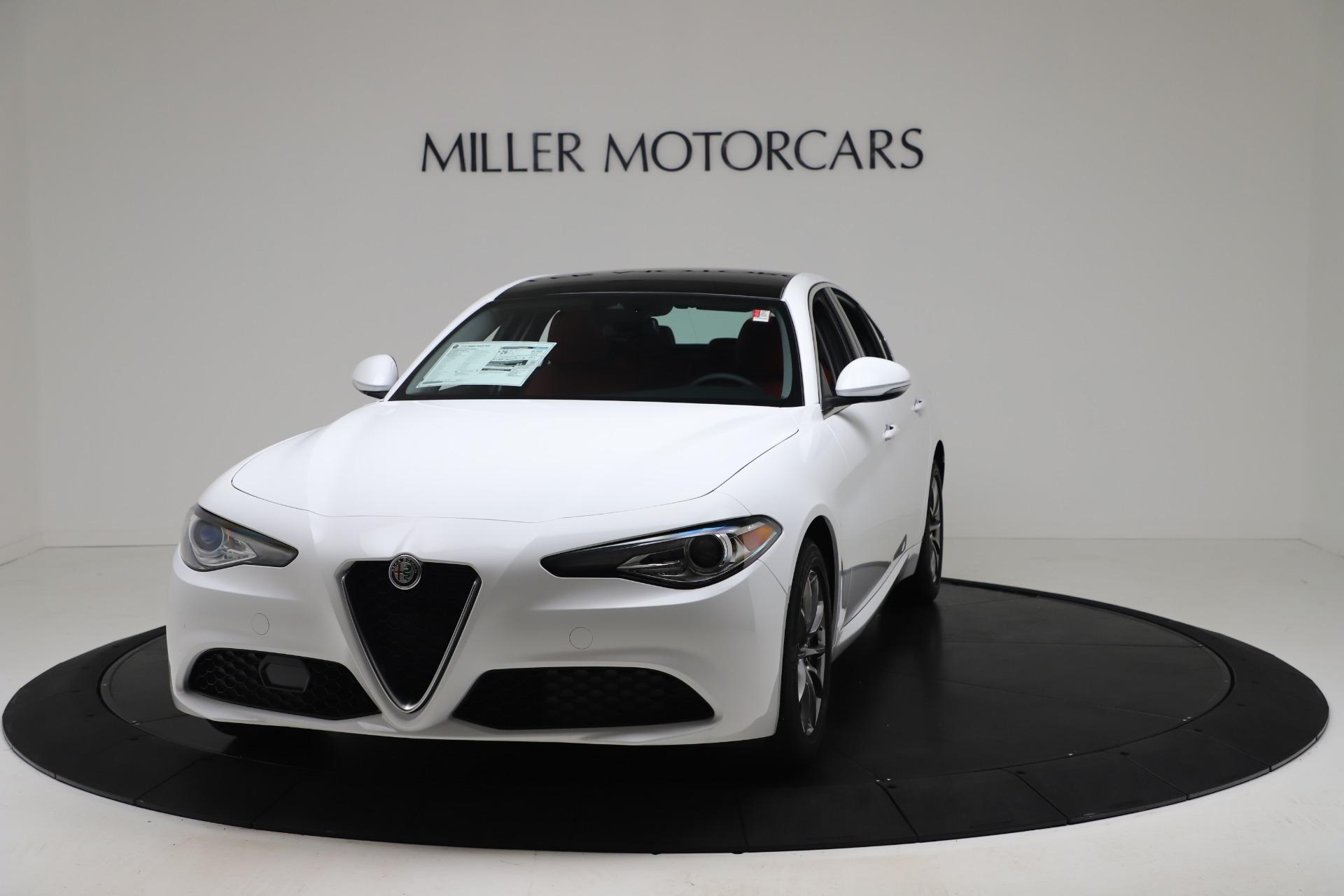 New 2020 Alfa Romeo Giulia Q4 | Greenwich, CT