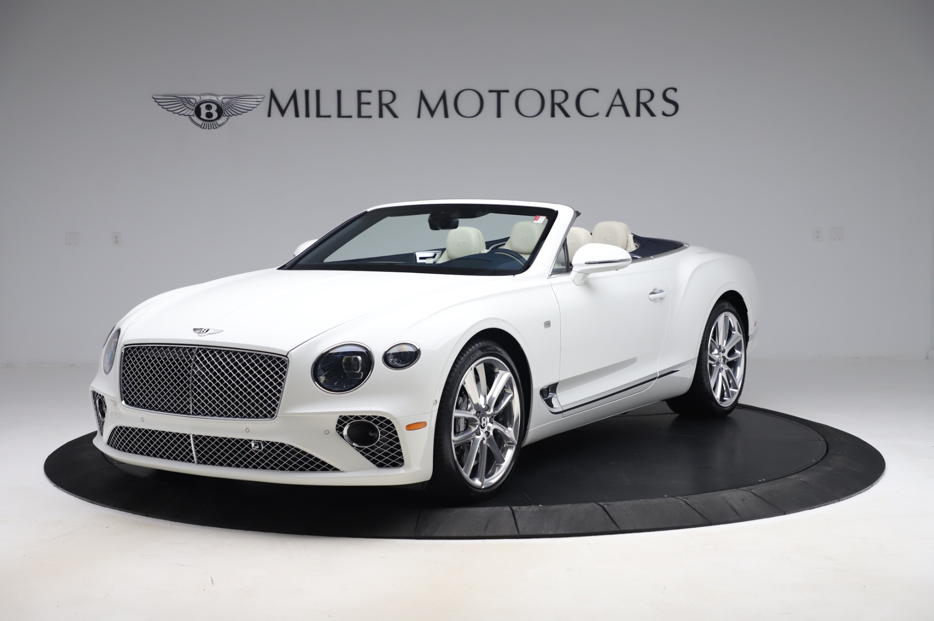 New 2020 Bentley Continental GTC W12 First Edition | Greenwich, CT