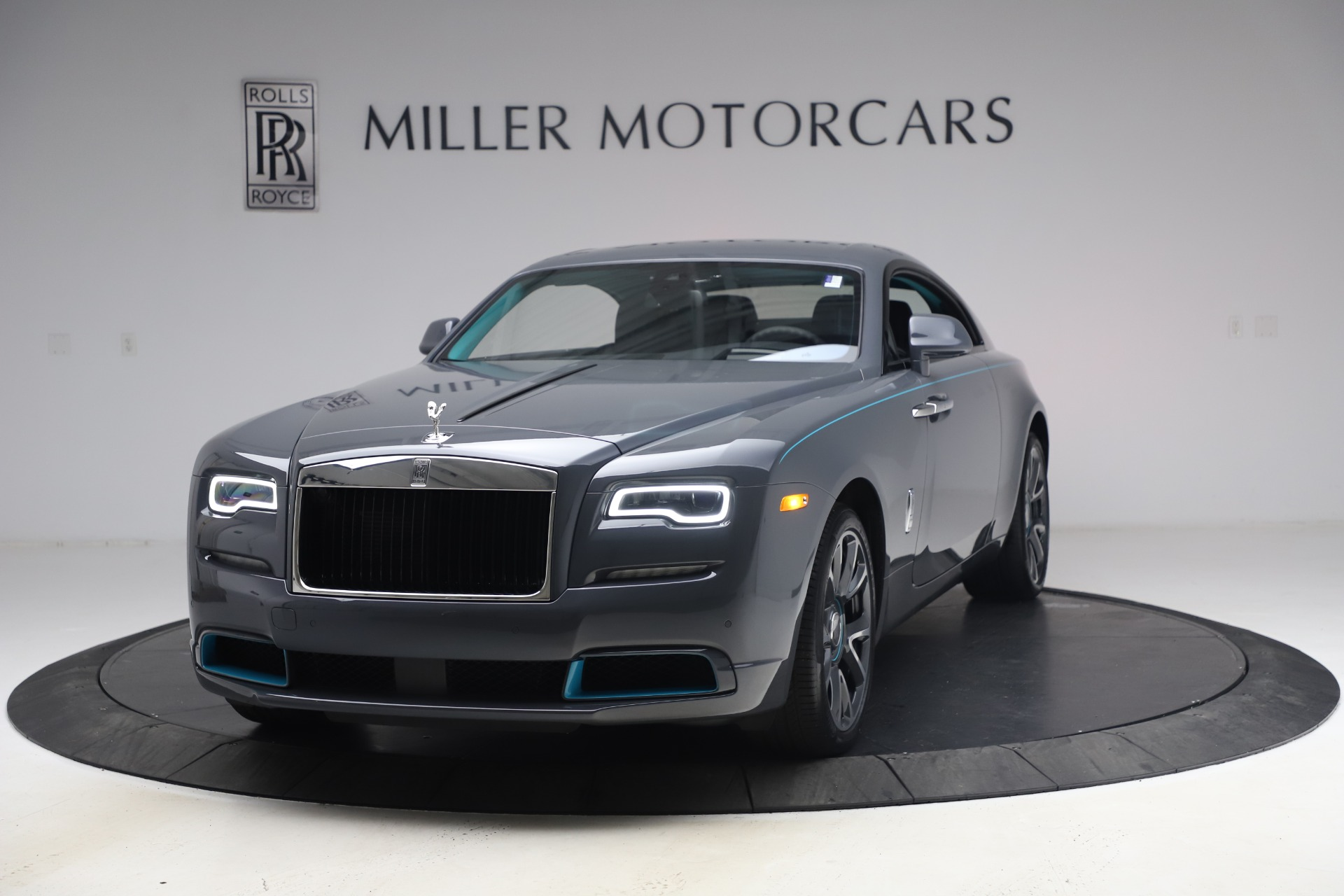 New 2021 Rolls-Royce Wraith KRYPTOS | Greenwich, CT