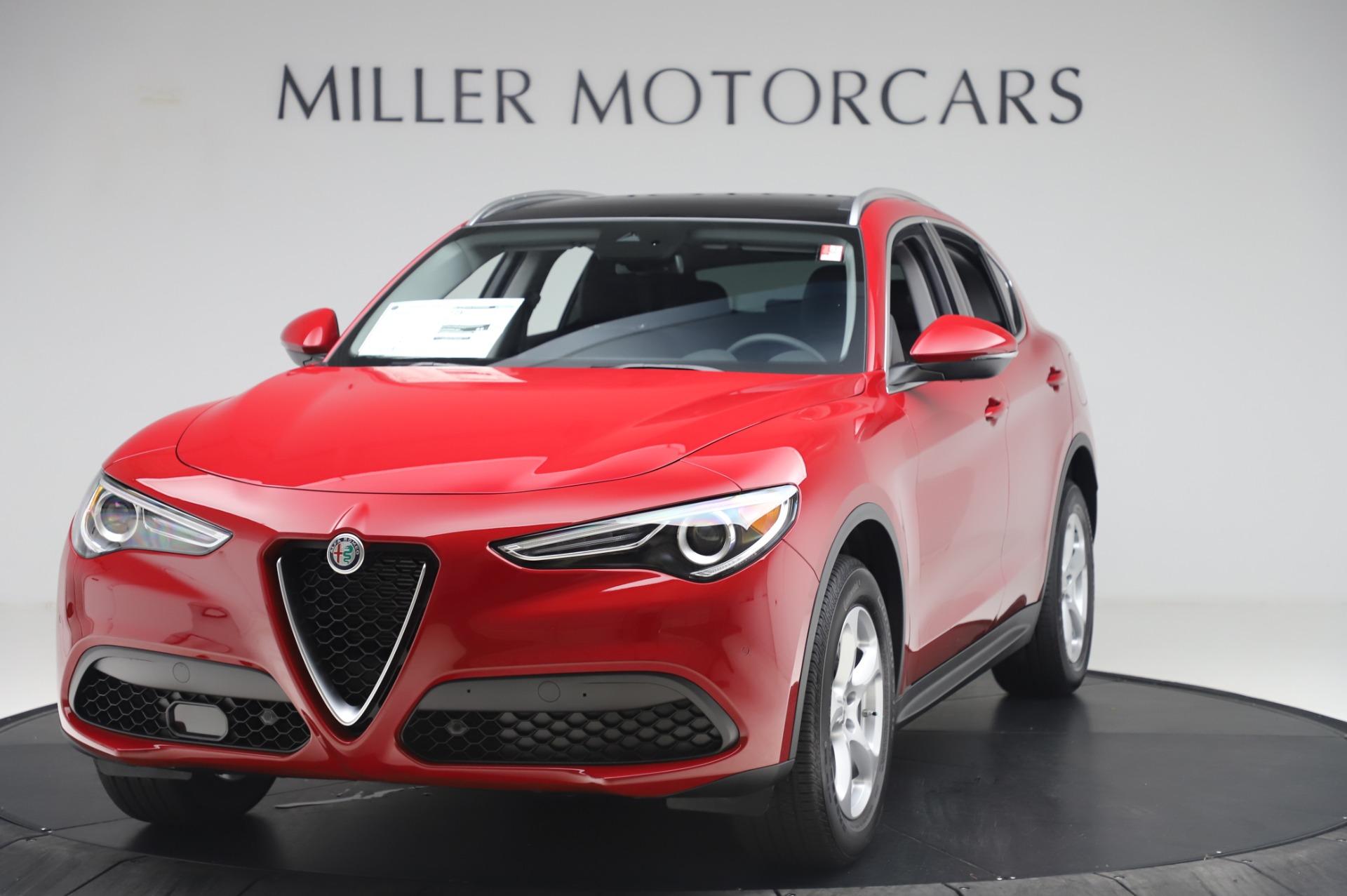 New 2020 Alfa Romeo Stelvio Q4   Greenwich, CT