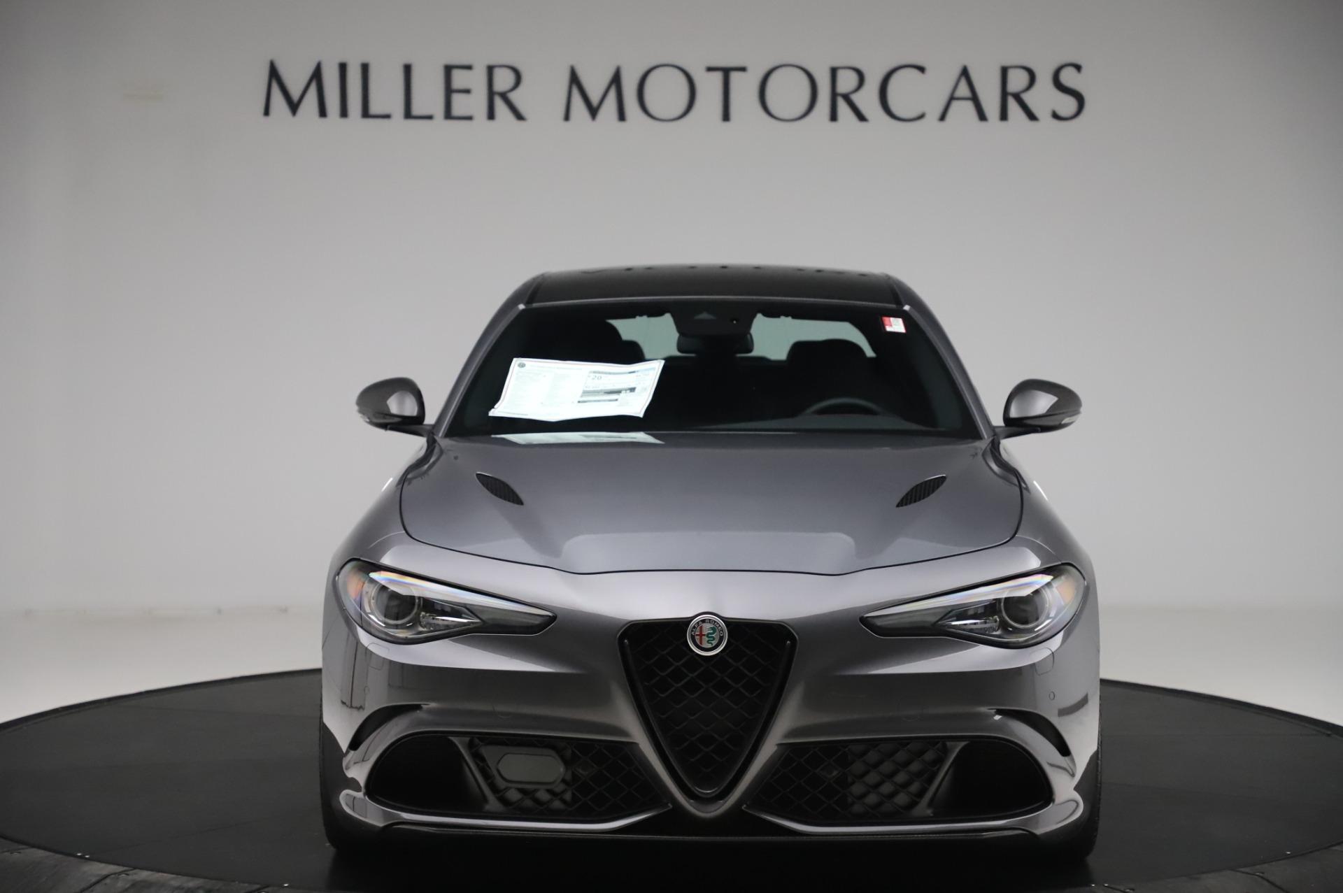 New 2020 Alfa Romeo Giulia Quadrifoglio