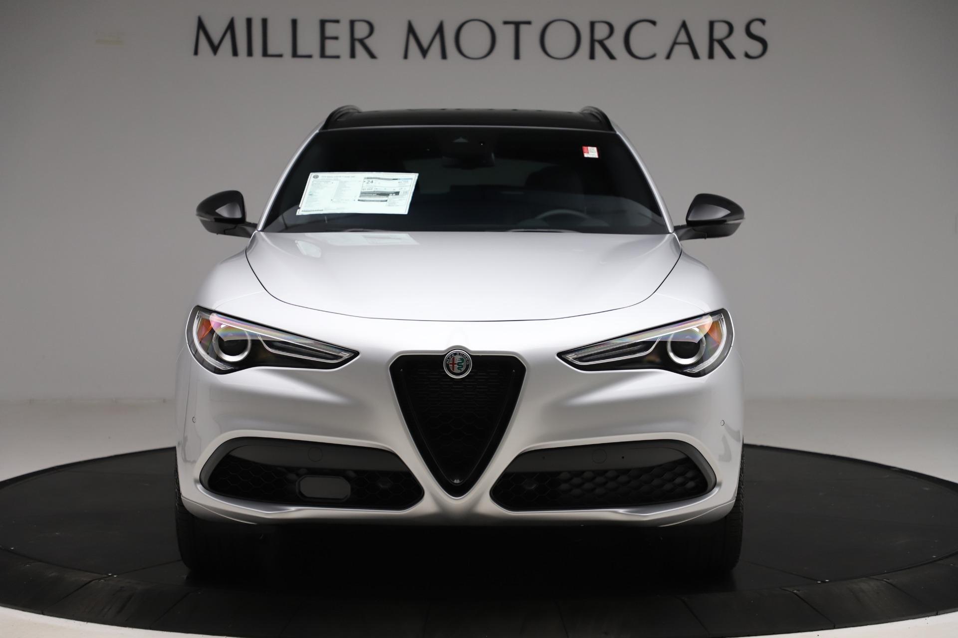 New 2020 Alfa Romeo Stelvio Ti Sport Q4   Greenwich, CT
