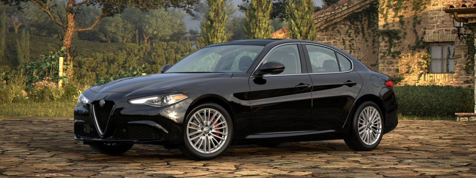 New 2020 Alfa Romeo Giulia Ti Lusso Q4   Greenwich, CT