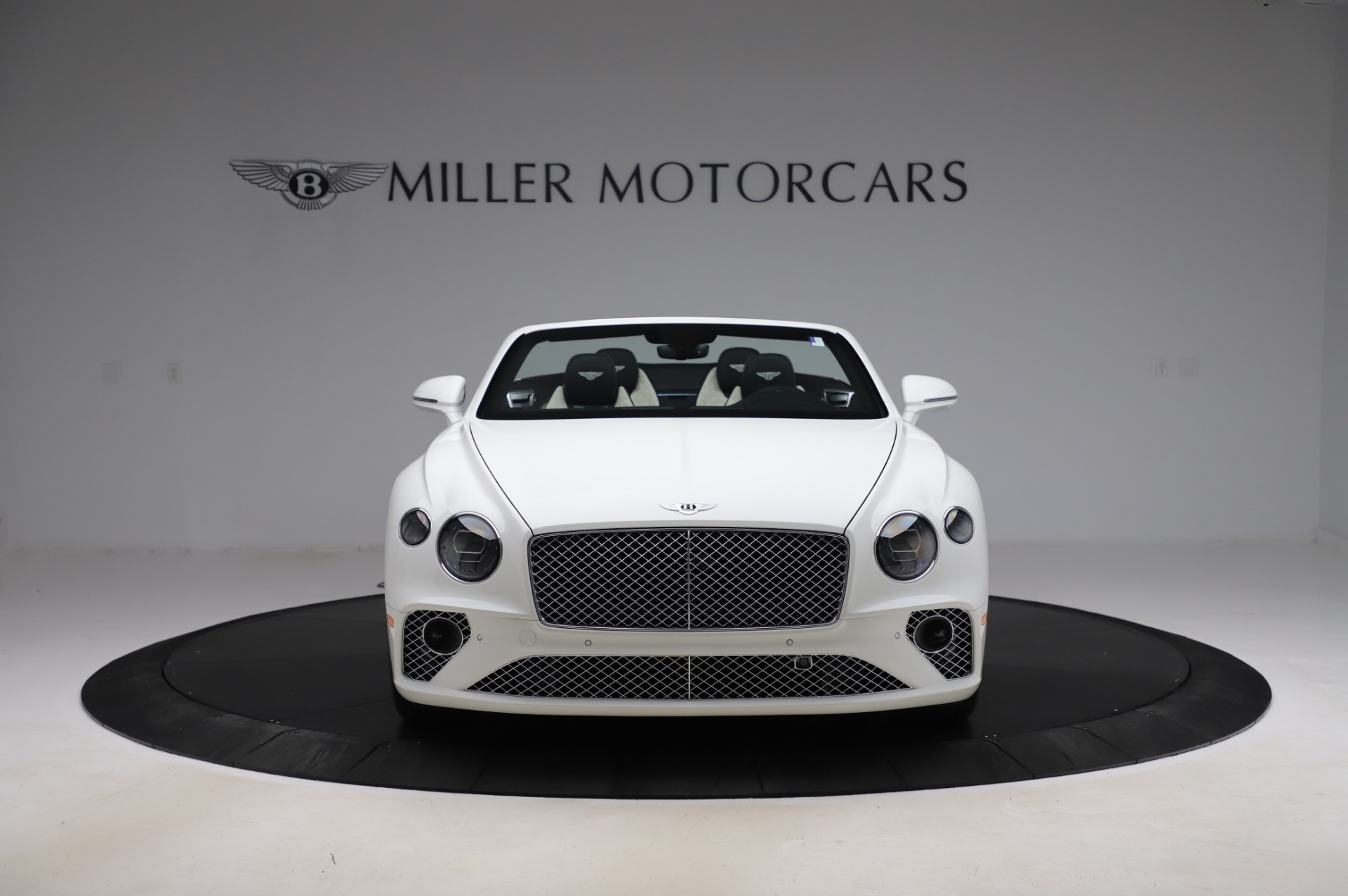 New 2020 Bentley Continental GTC V8 First Edition