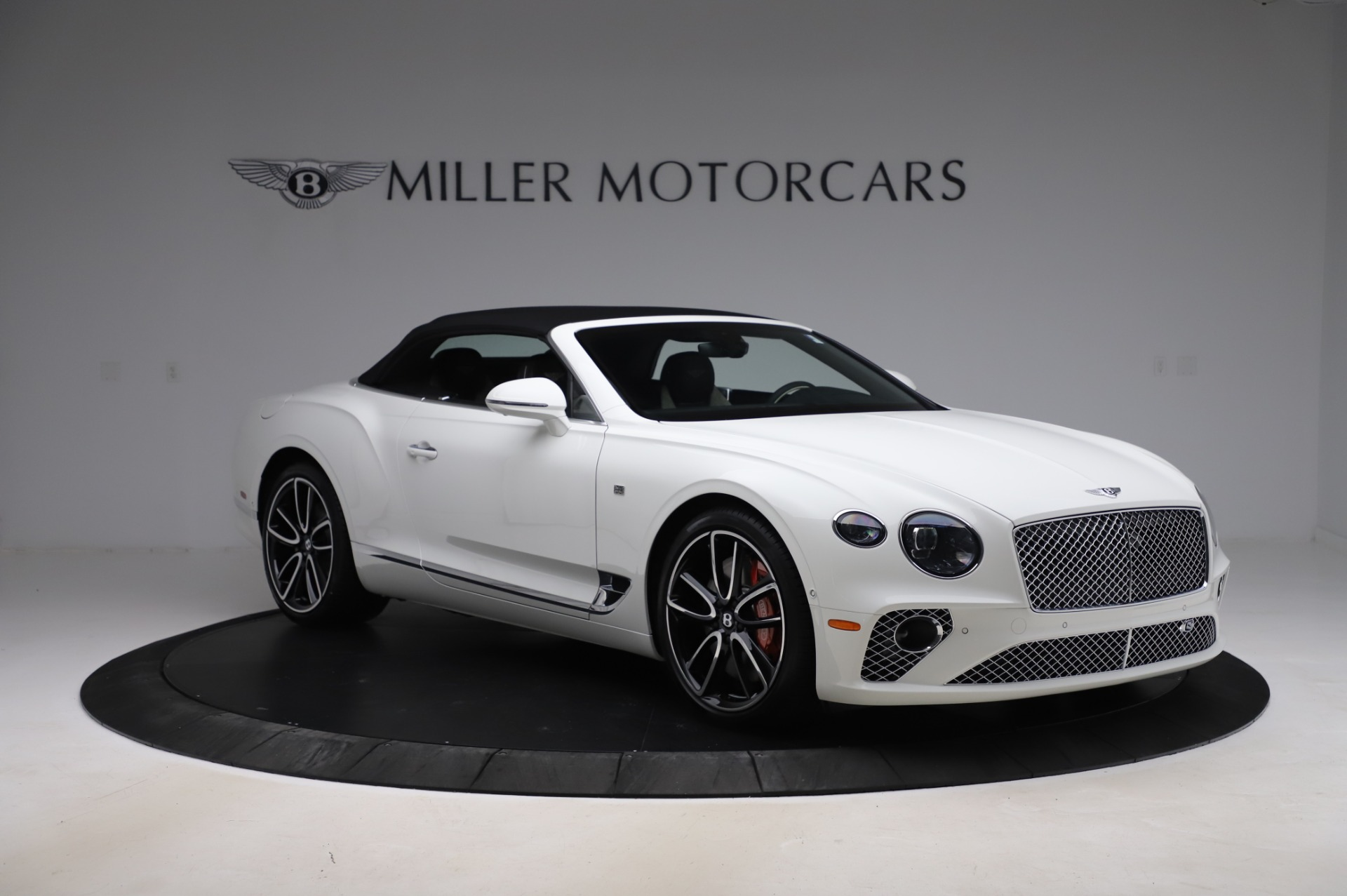 New 2020 Bentley Continental GT Convertible V8 First Edition