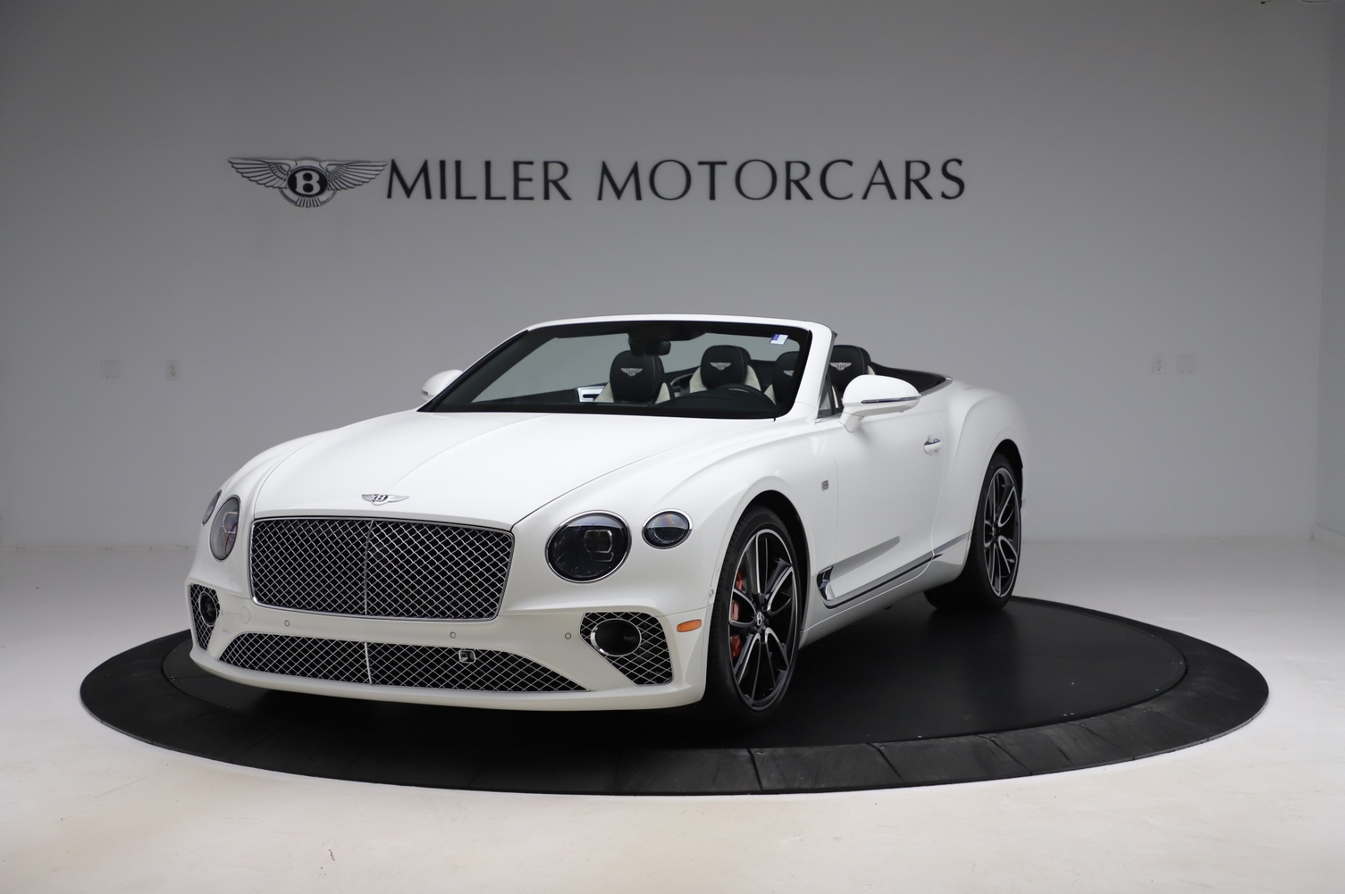 New 2020 Bentley Continental GTC V8 First Edition   Greenwich, CT