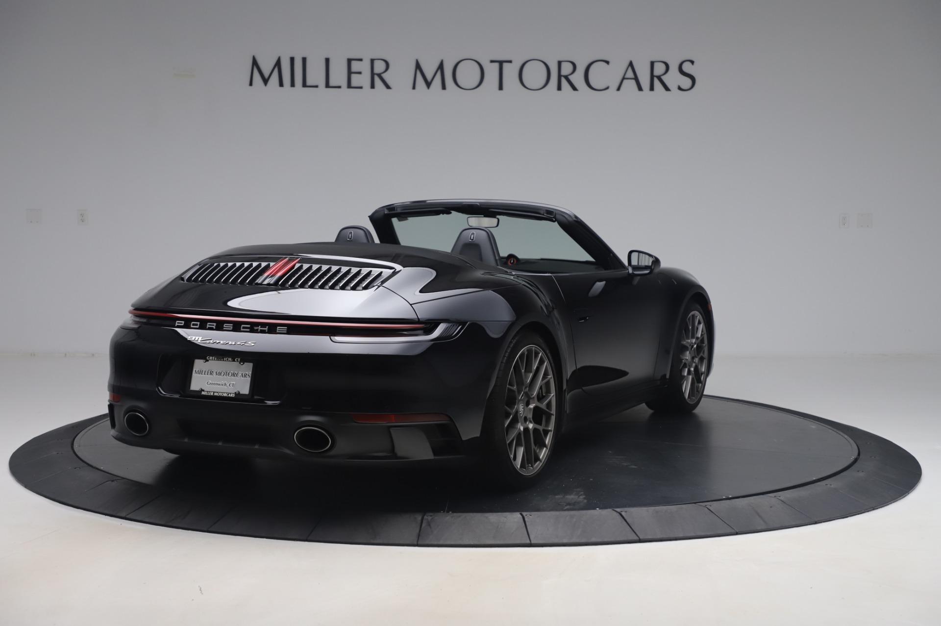 Used 2020 Porsche 911 Carrera 4S