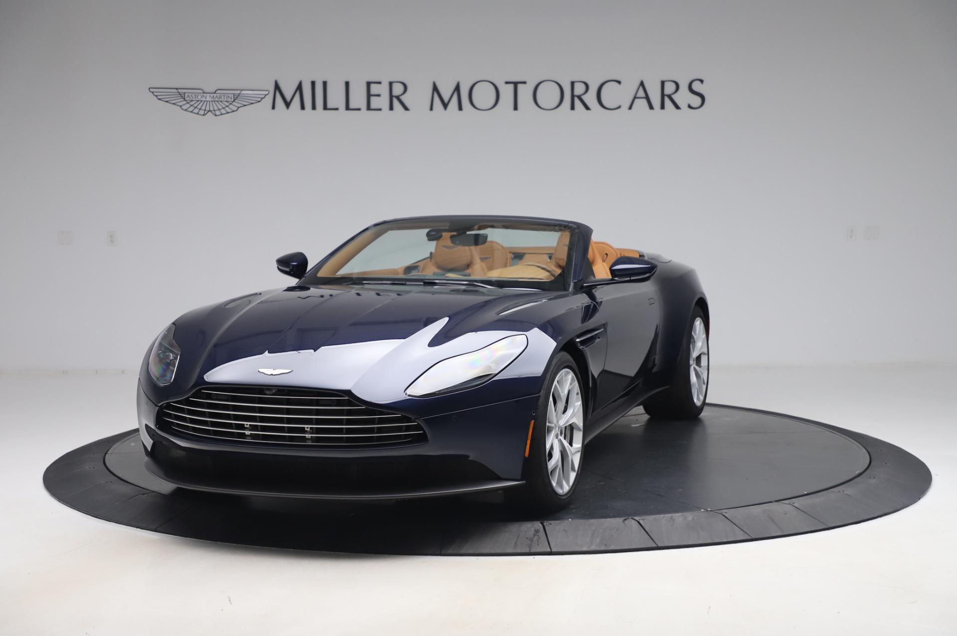 Used 2019 Aston Martin DB11 Volante Convertible