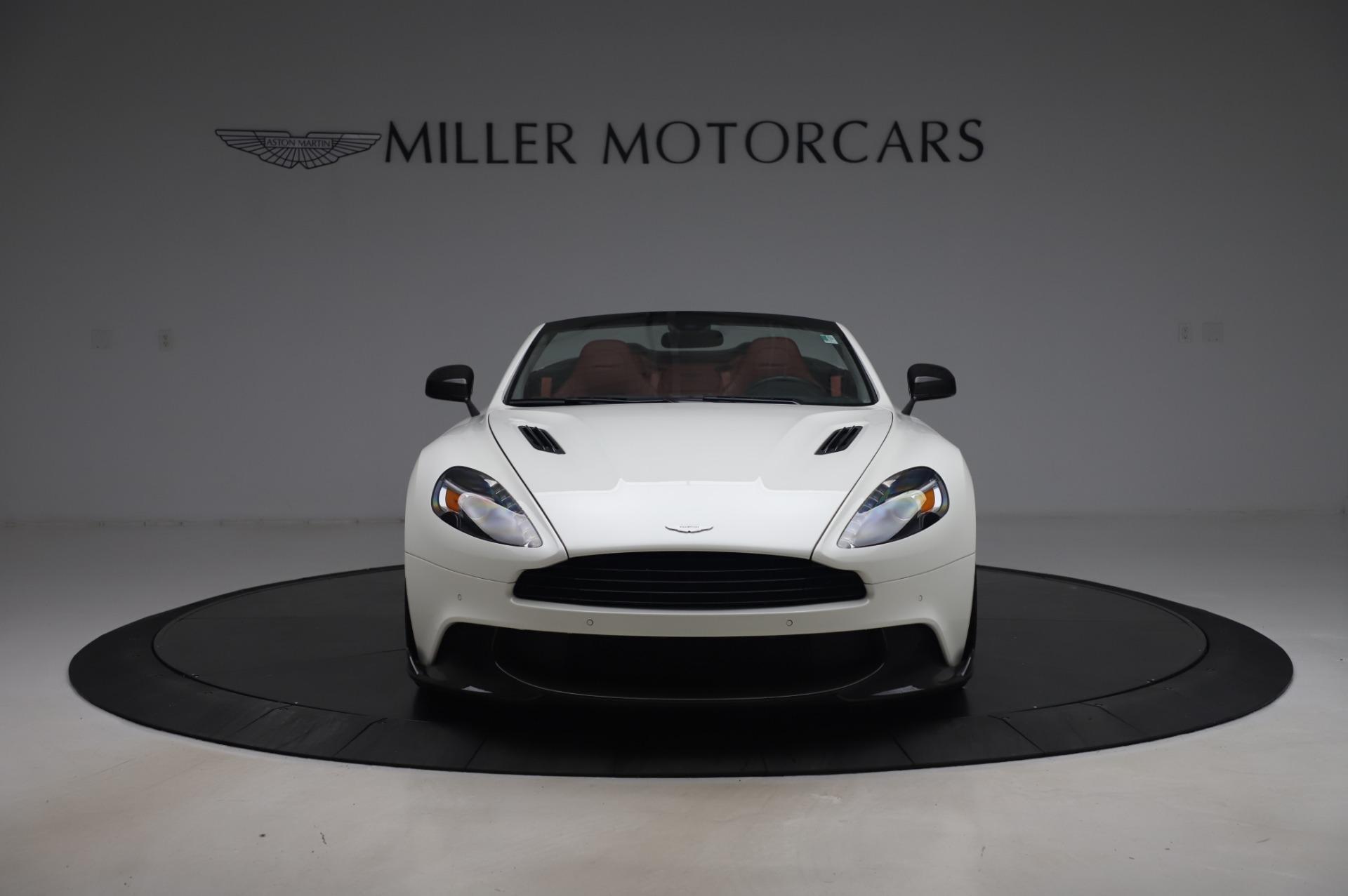 Used 2018 Aston Martin Vanquish S Volante