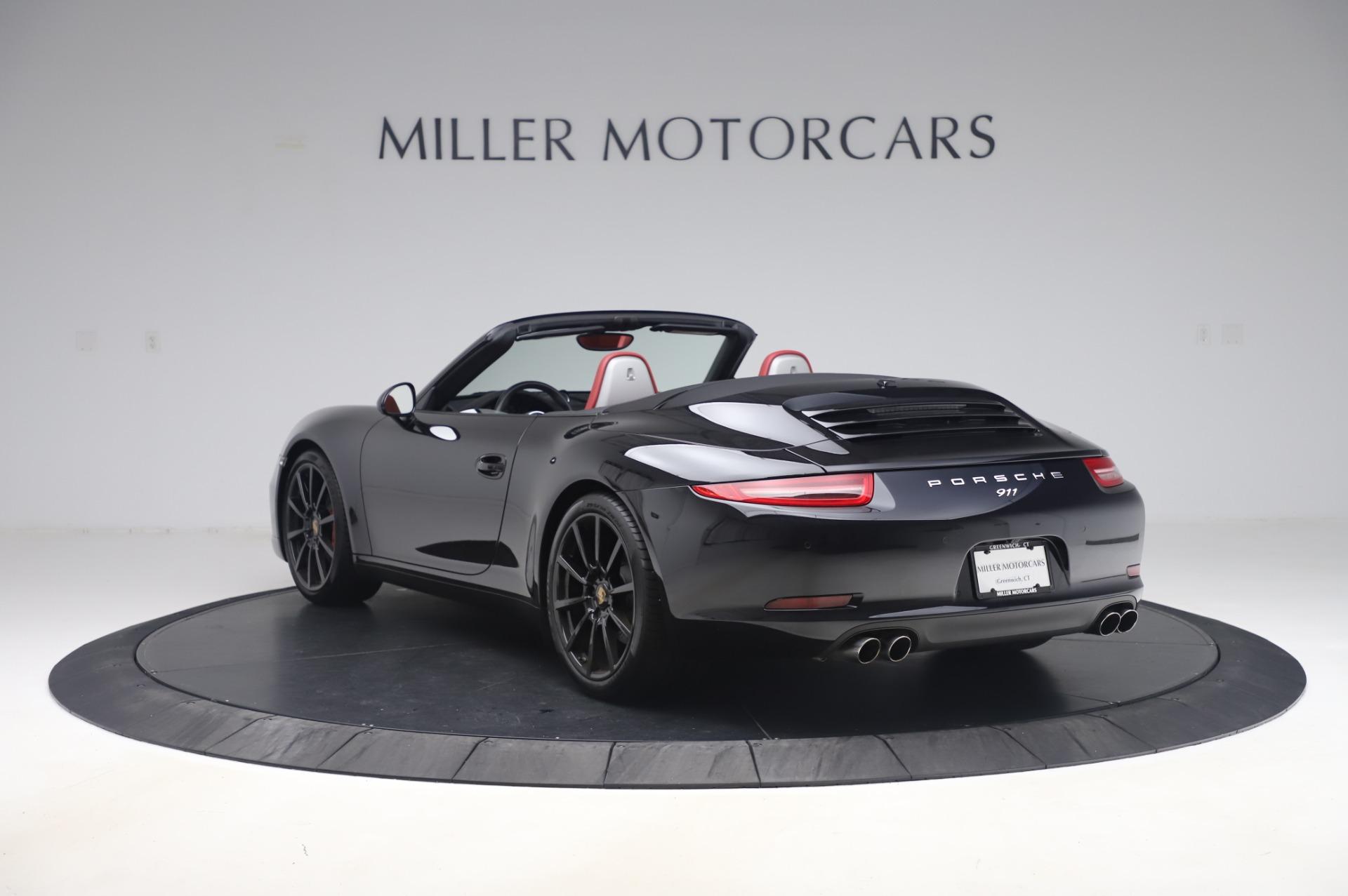 Used 2015 Porsche 911 Carrera S