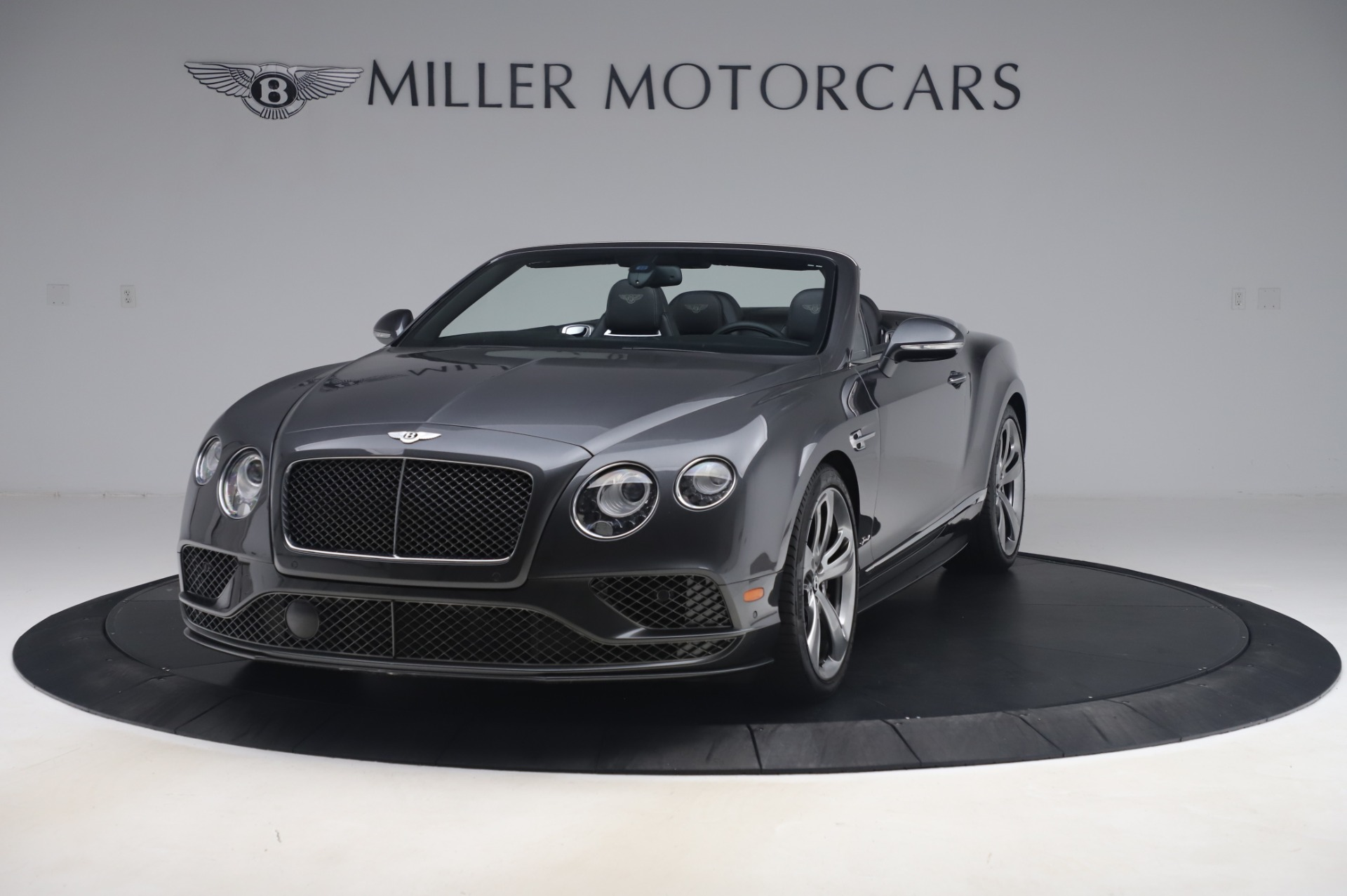 Used 2016 Bentley Continental GT Convertible Speed   Greenwich, CT