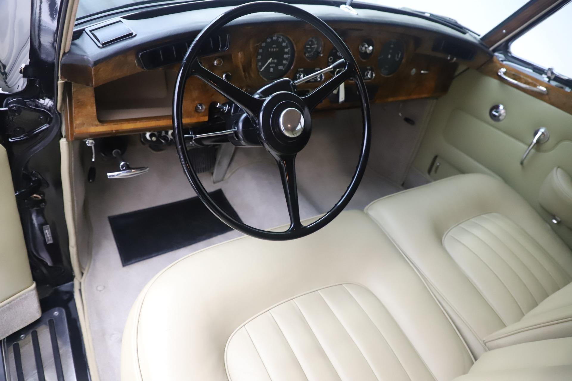 Used 1965 Rolls Royce Silver Cloud III