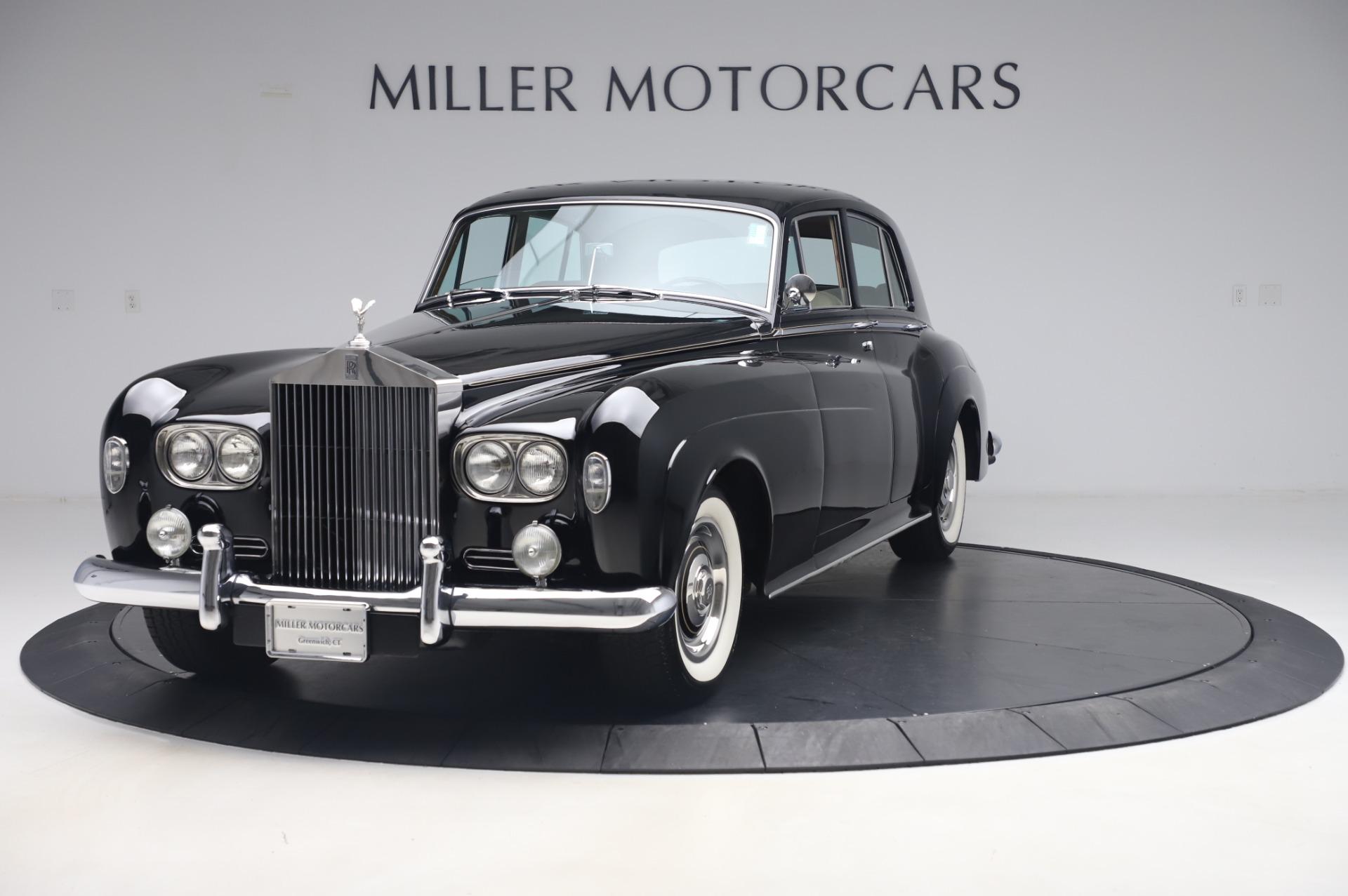 Used 1965 Rolls-Royce Silver Cloud III  | Greenwich, CT
