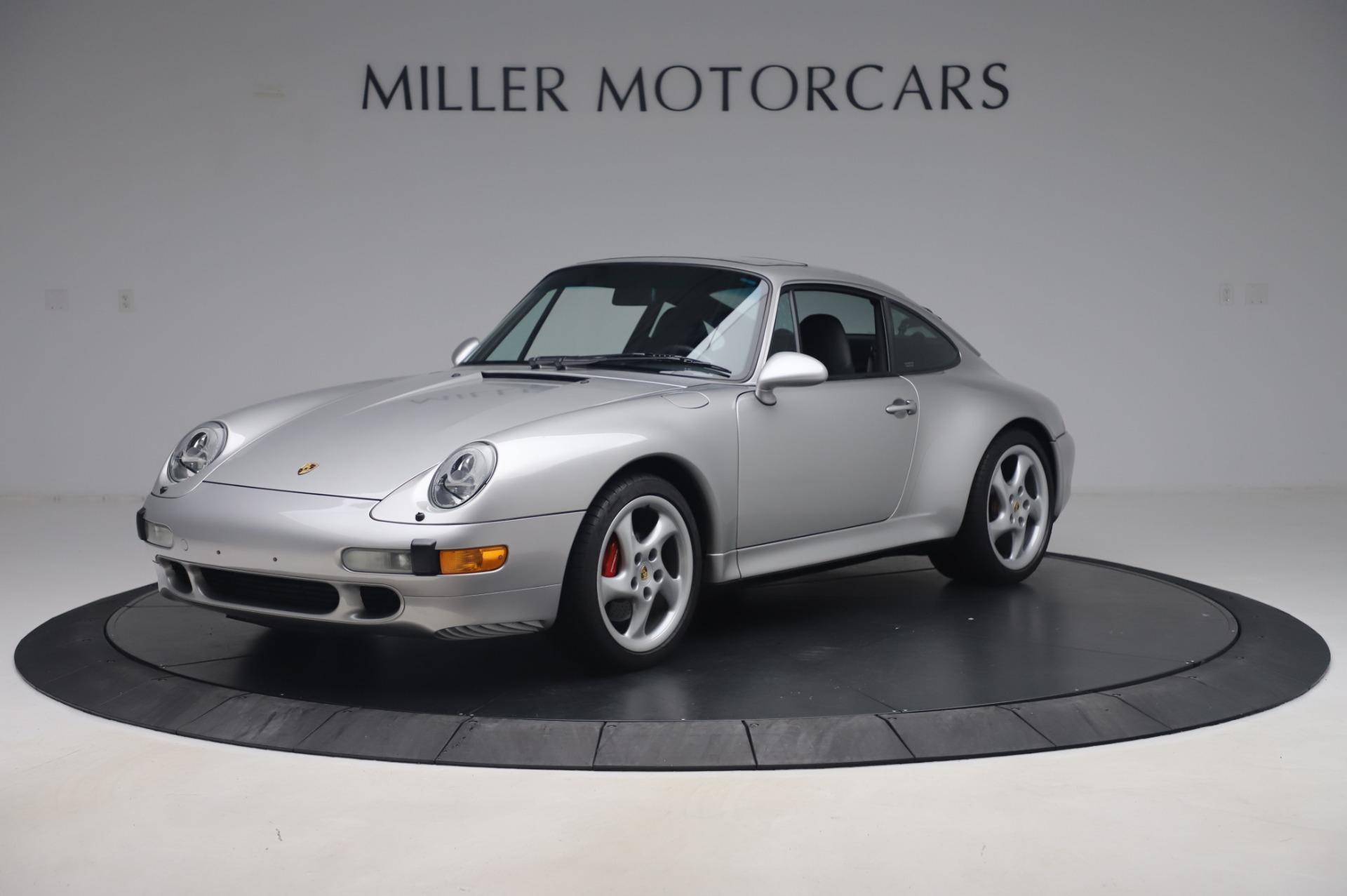 Used 1998 Porsche 911 Carrera 4S | Greenwich, CT