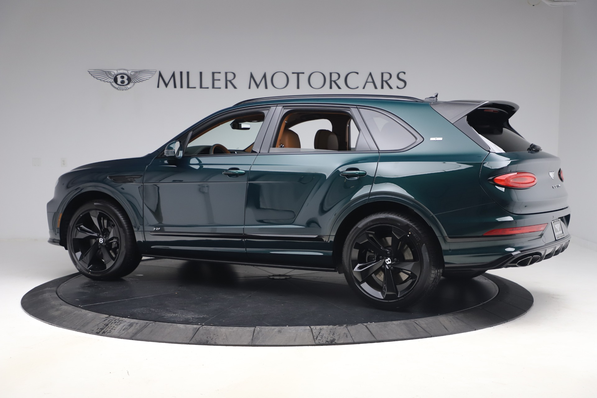New 2021 Bentley Bentayga V8 First Edition