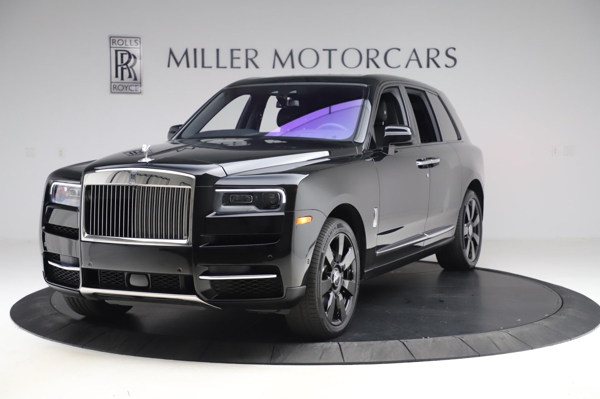 Used 2020 Rolls-Royce Cullinan  | Greenwich, CT