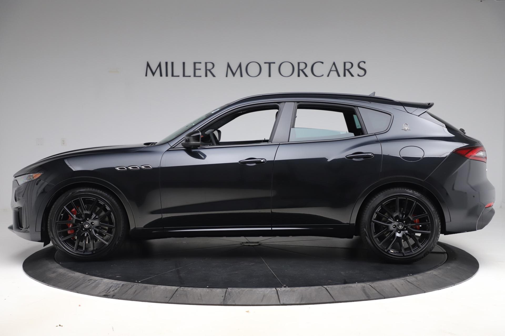 New 2020 Maserati Levante GTS