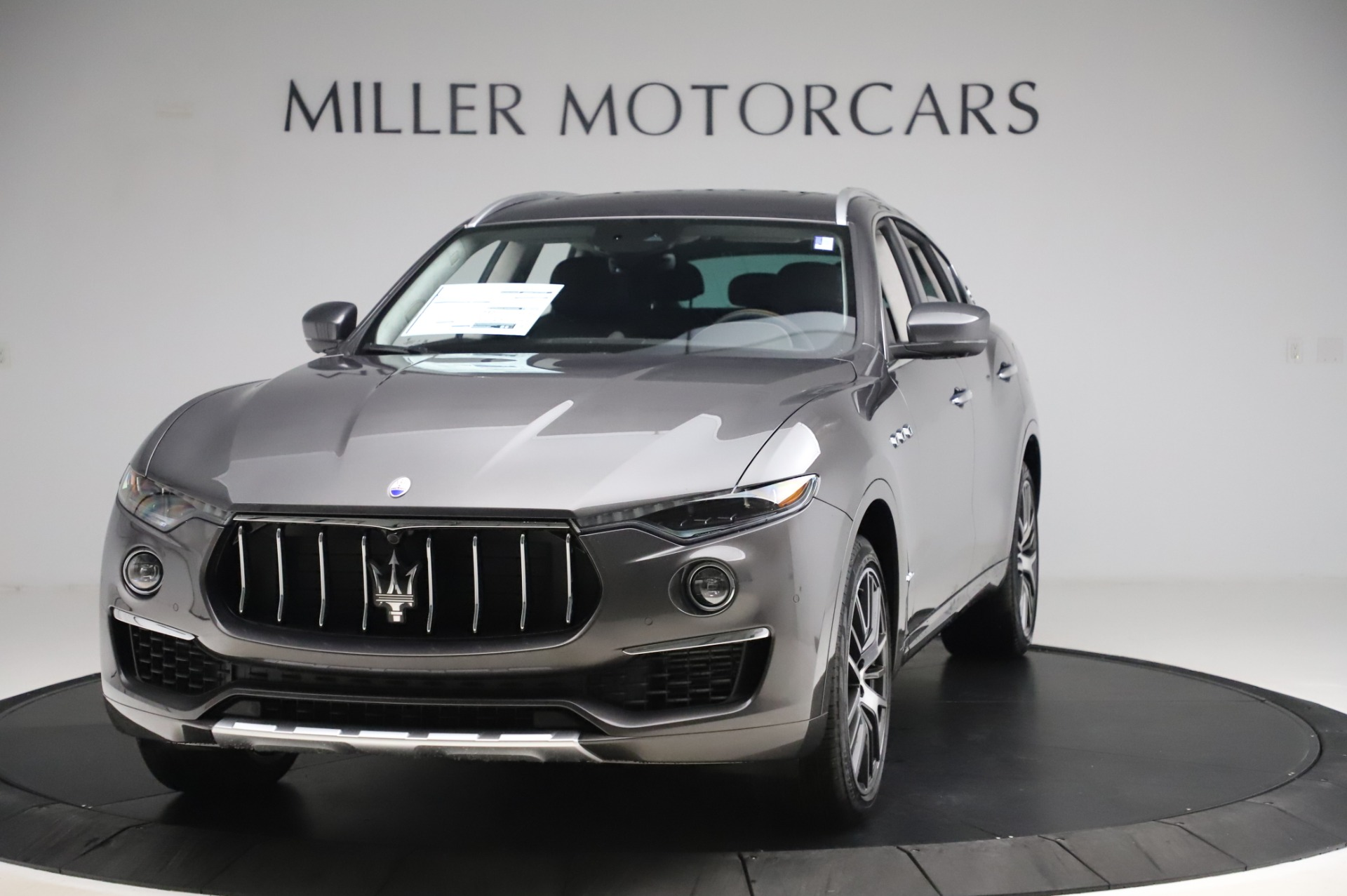 New 2020 Maserati Levante S Q4 GranLusso | Greenwich, CT