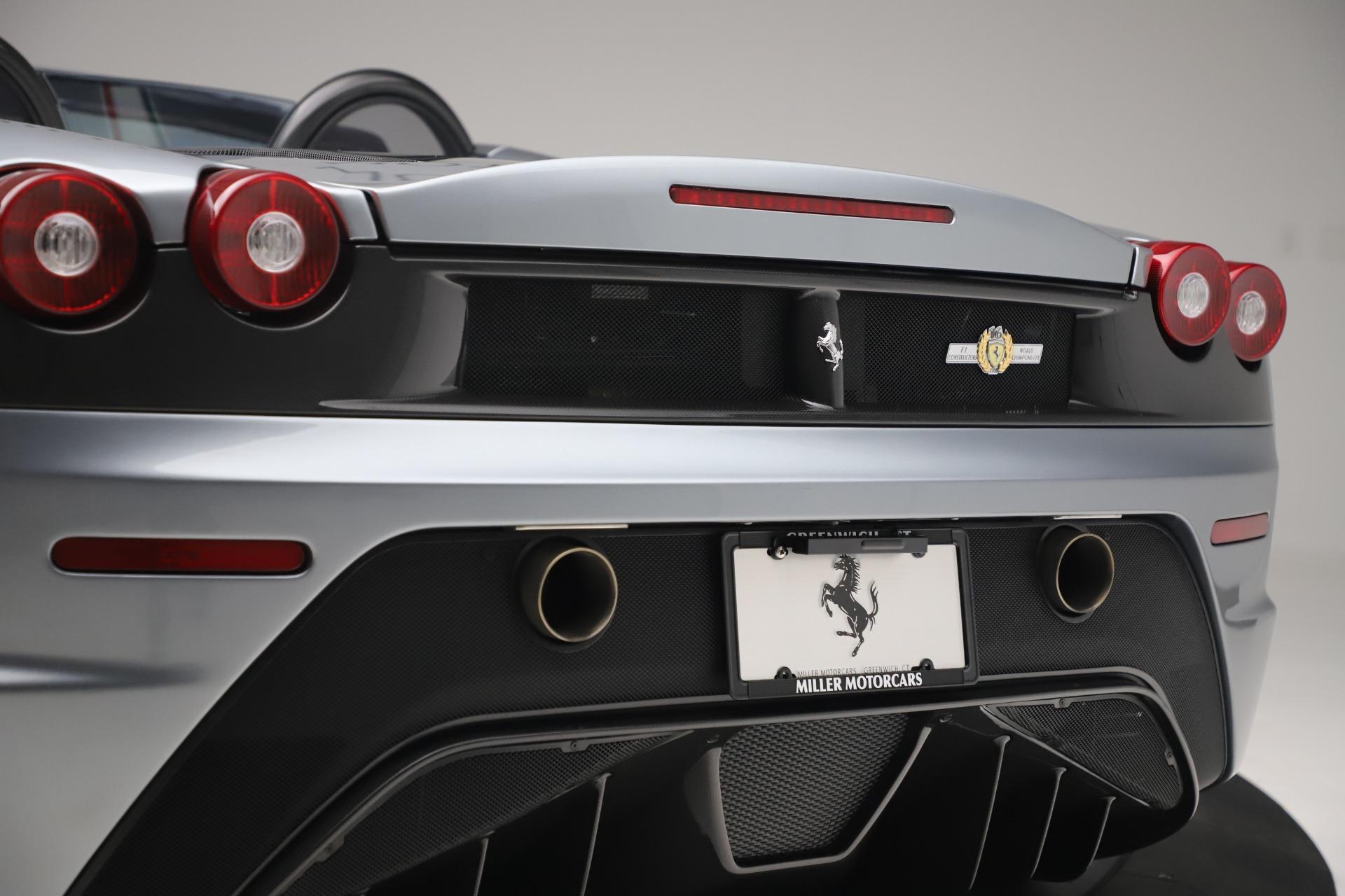 Used 2009 Ferrari 430 Scuderia Spider 16M