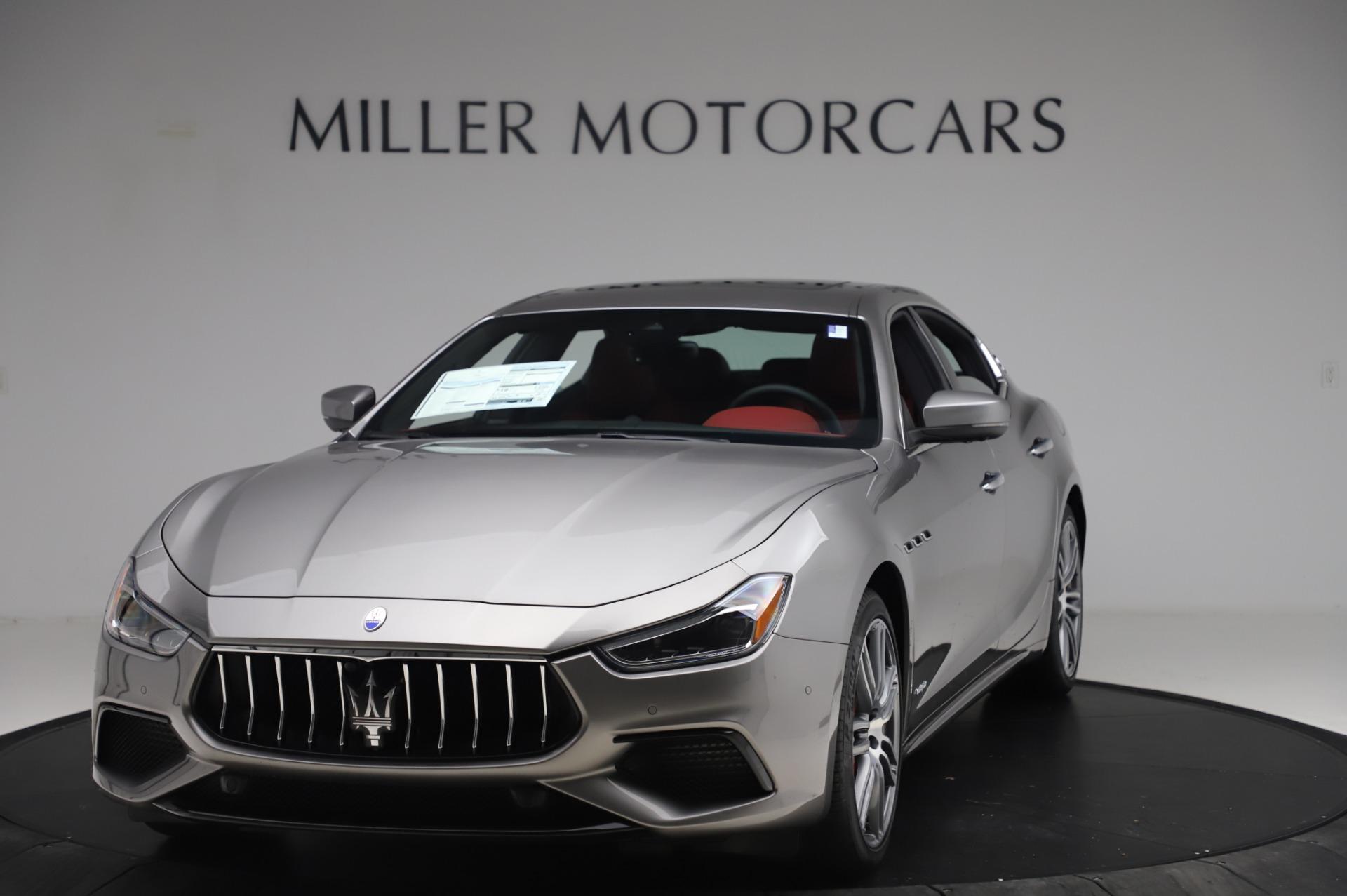 New 2020 Maserati Ghibli S Q4 GranSport | Greenwich, CT
