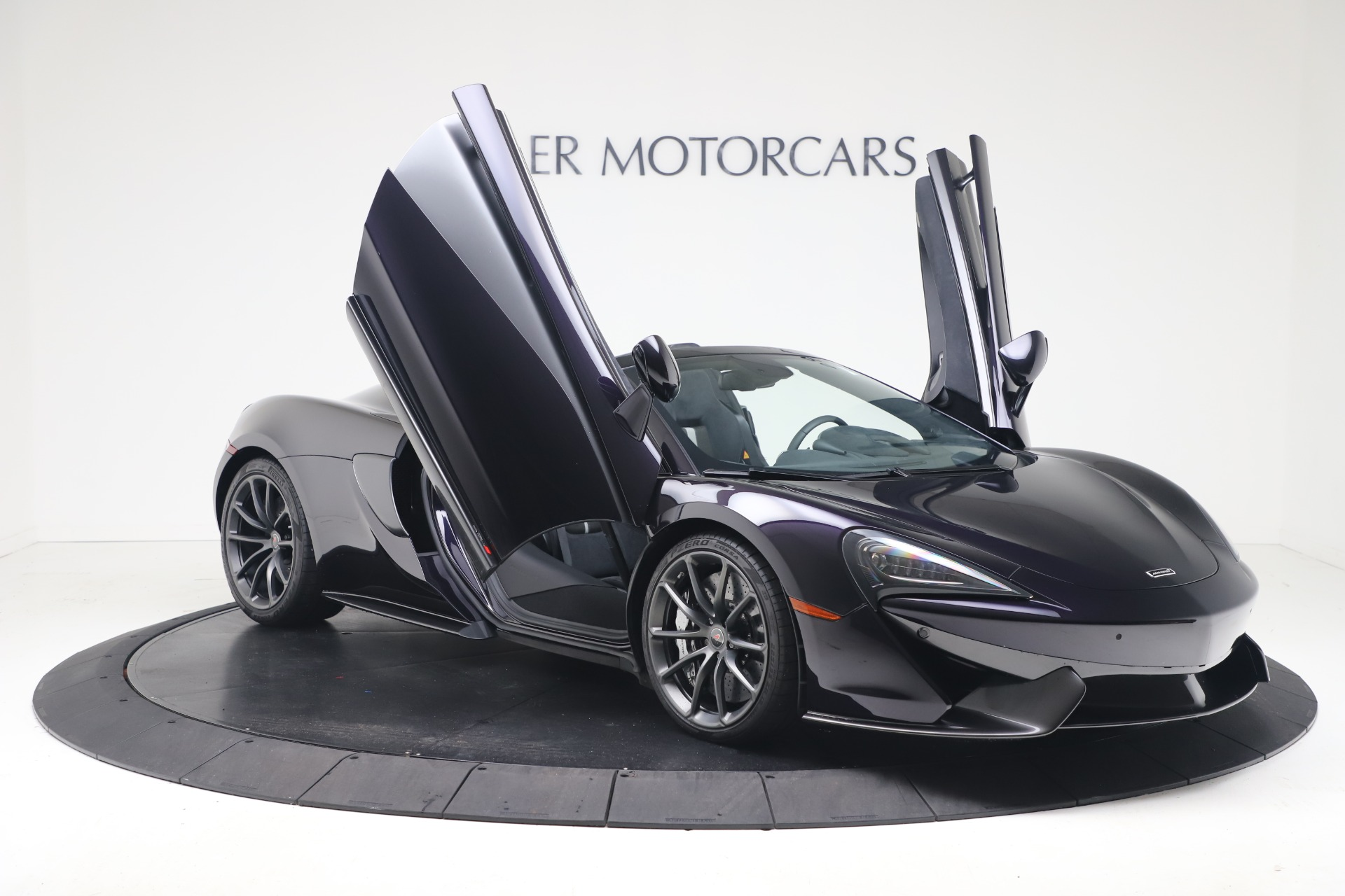 Used 2019 McLaren 570S Spider Convertible