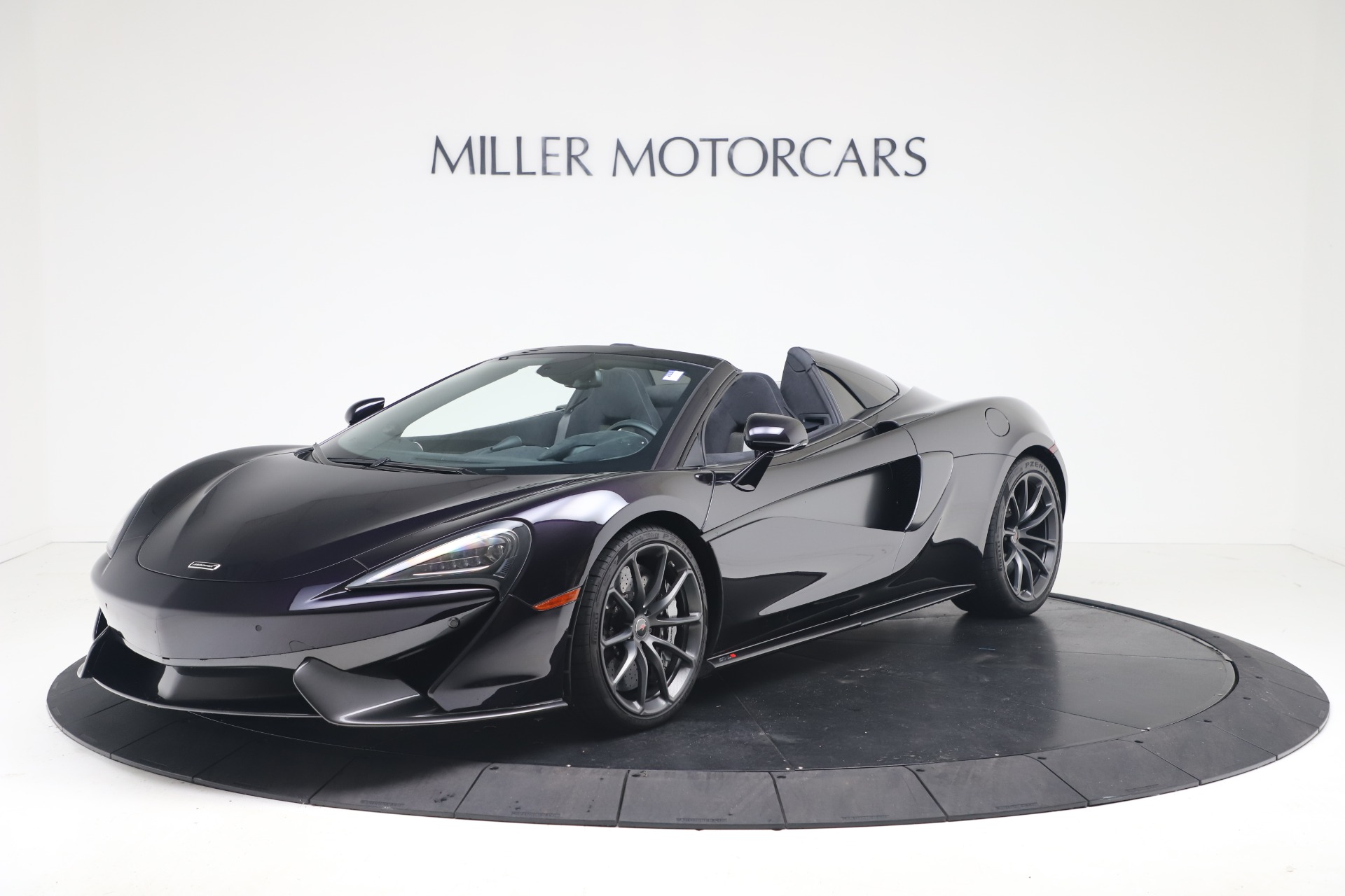 Used 2019 McLaren 570S Spider Convertible | Greenwich, CT