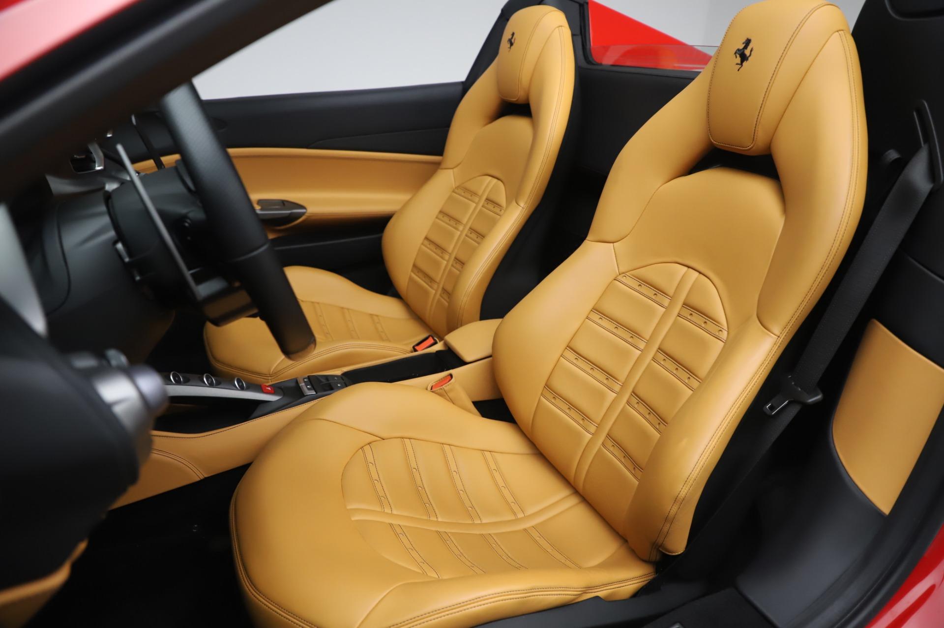 Used 2018 Ferrari 488 Spider Base