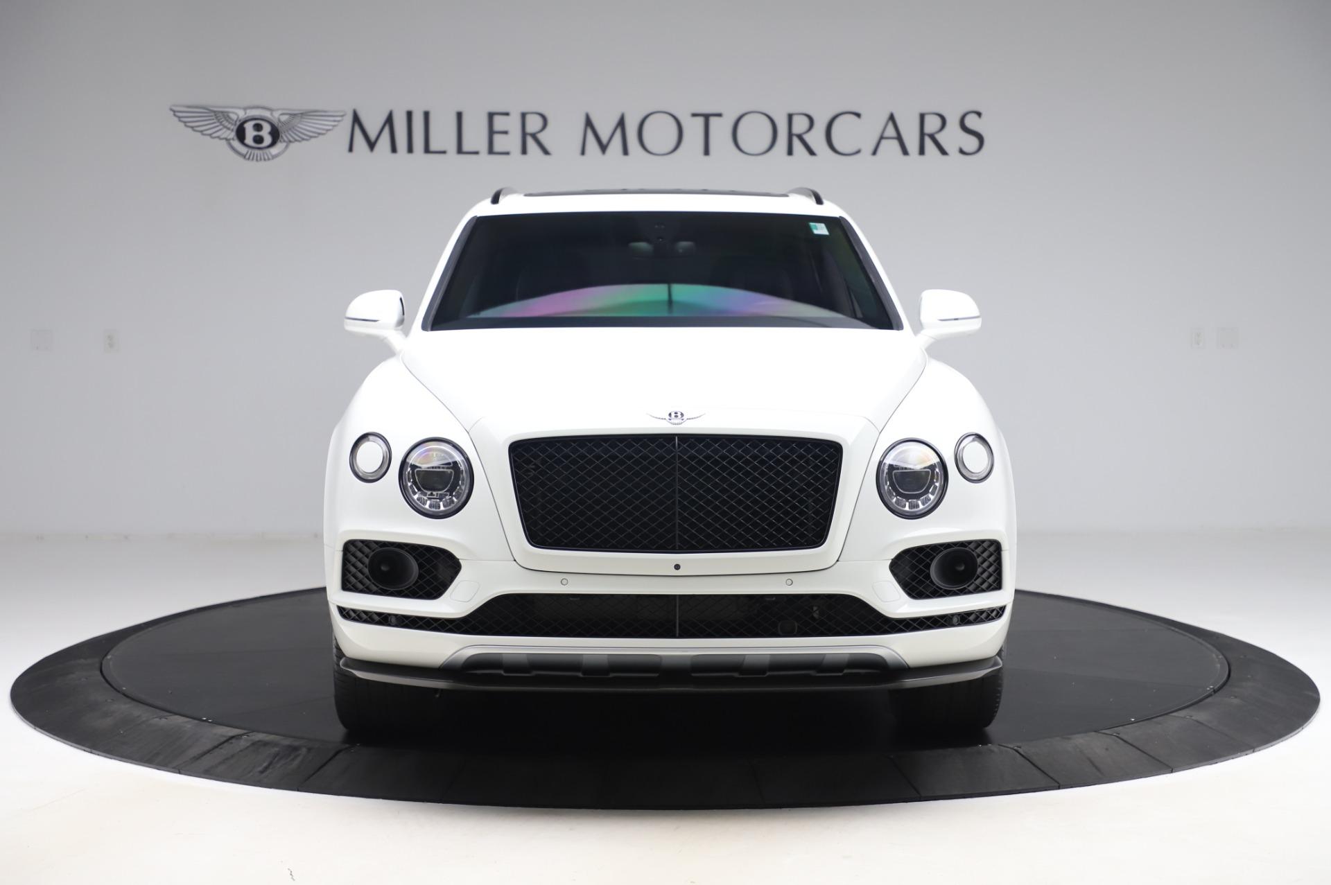 Used 2018 Bentley Bentayga Black Edition