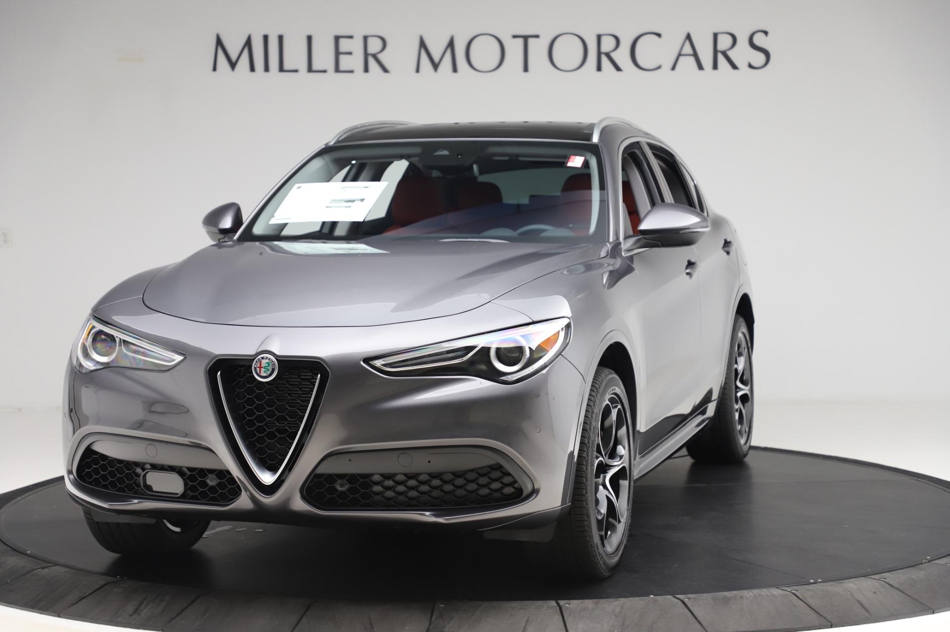 New 2020 Alfa Romeo Stelvio Ti Q4 | Greenwich, CT