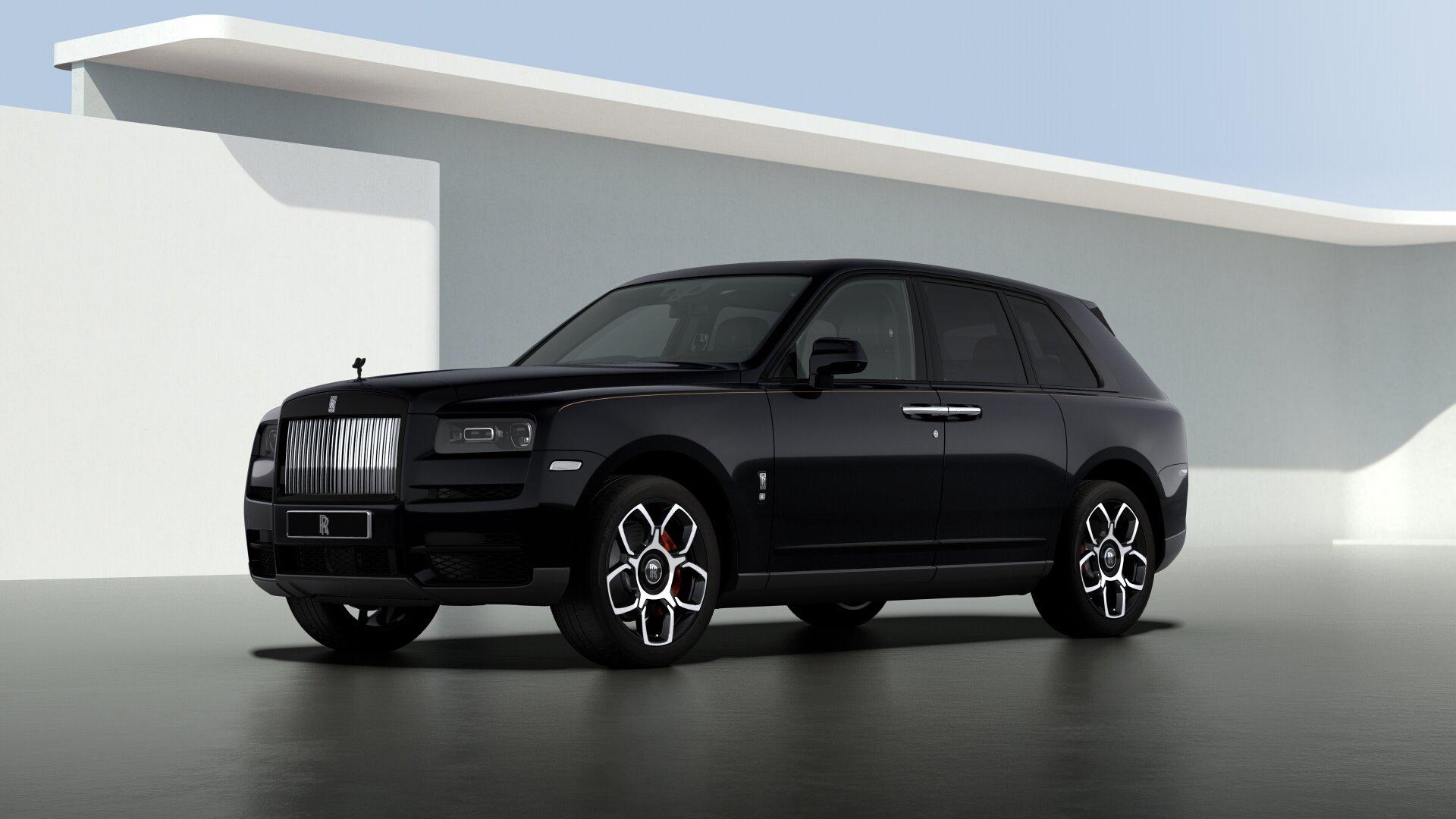 New 2021 Rolls-Royce Cullinan Black Badge | Greenwich, CT