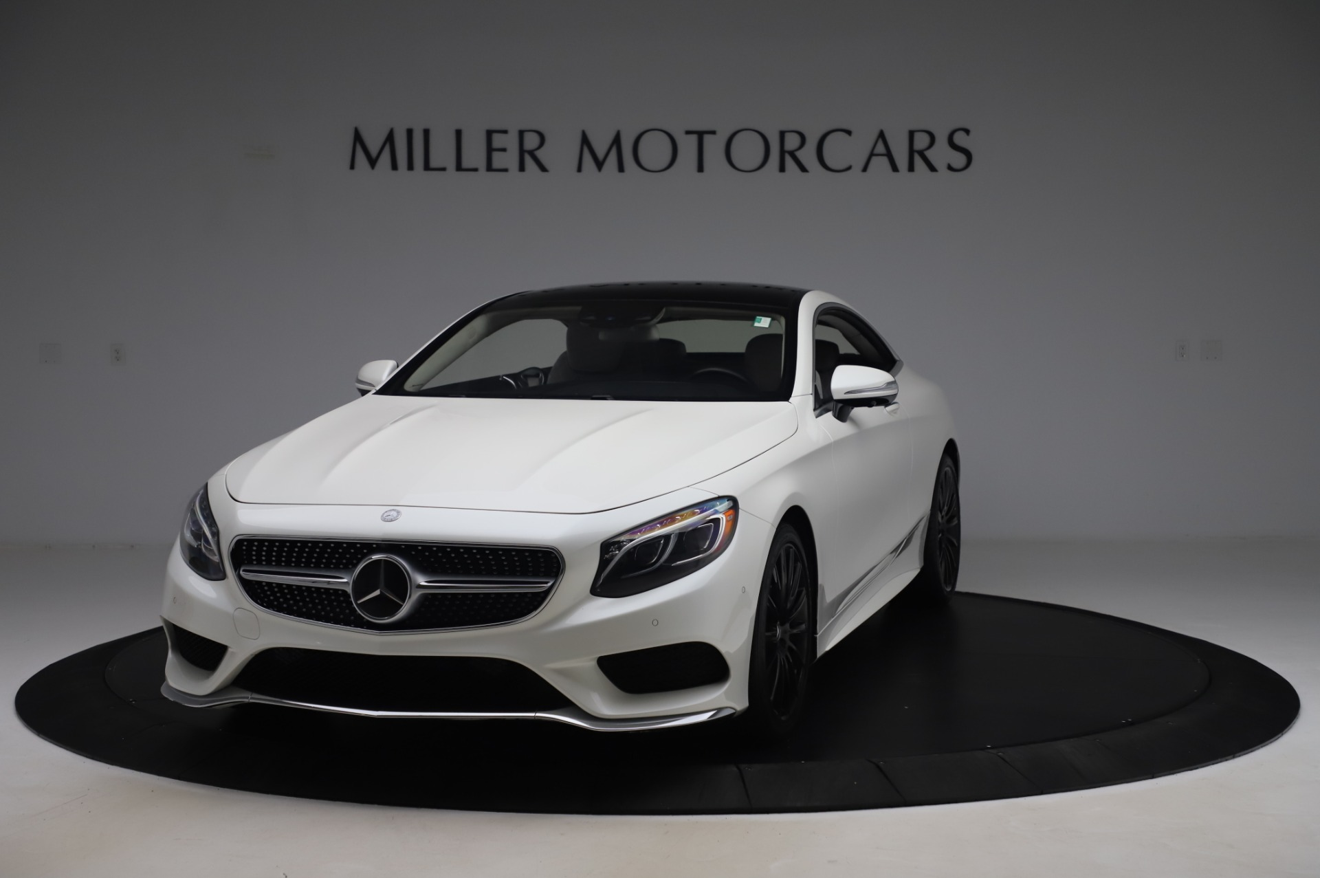 Used 2015 Mercedes-Benz S-Class S 550 4MATIC | Greenwich, CT