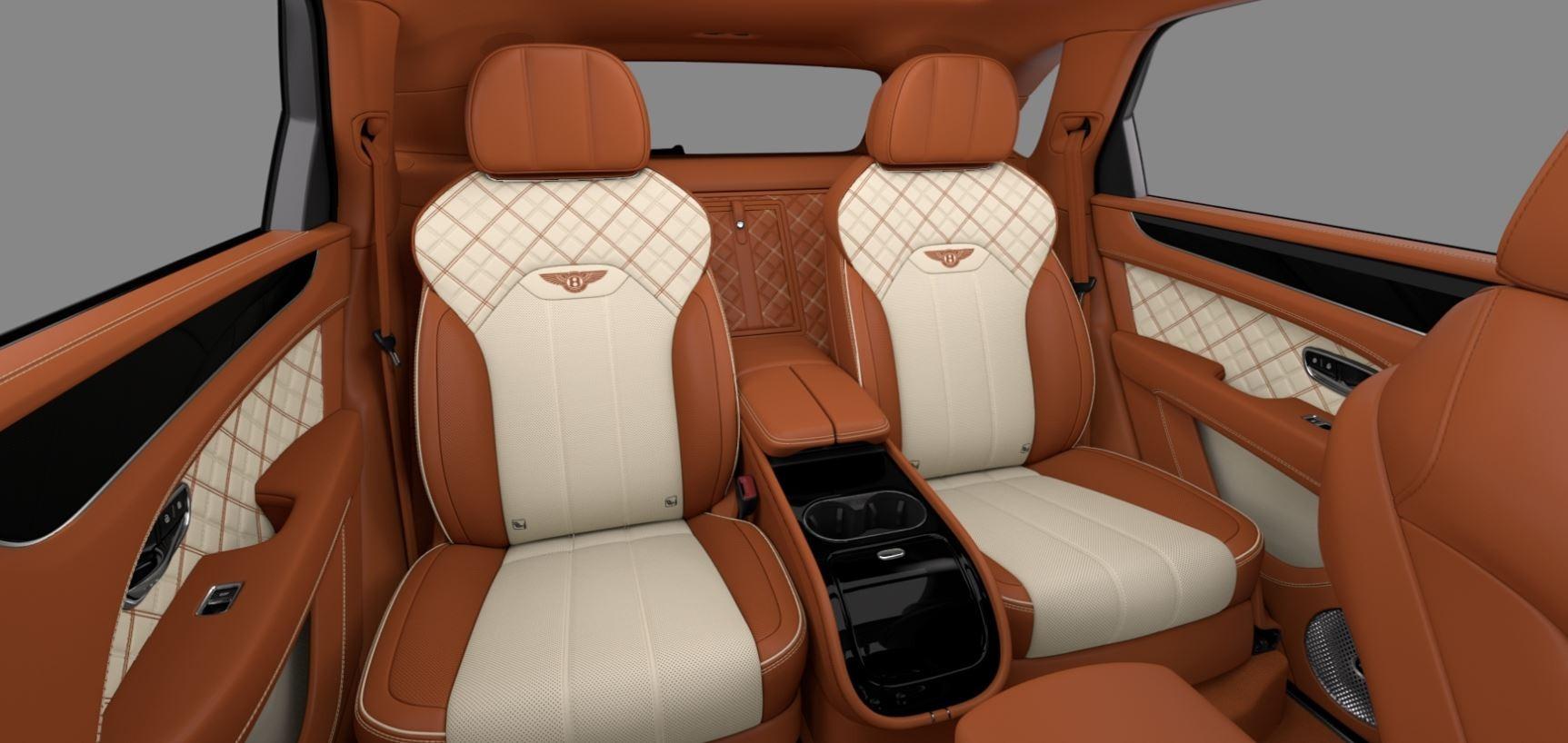 New 2021 Bentley Bentayga V8 First Edition