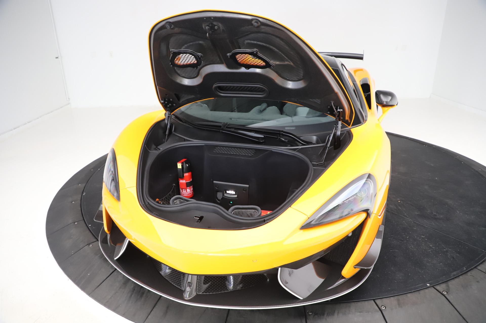 New 2020 McLaren 620R