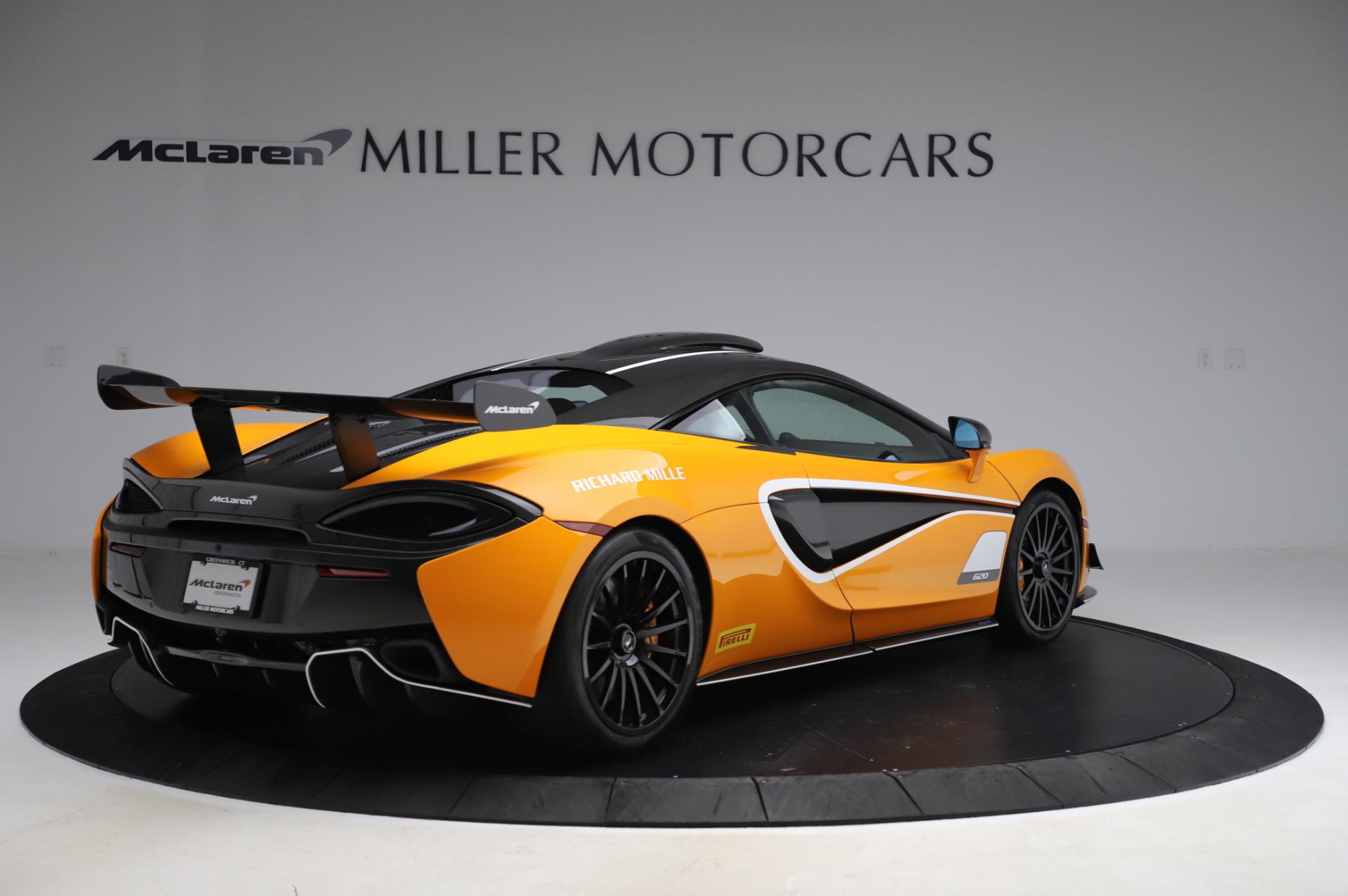 New 2020 McLaren 620R Coupe