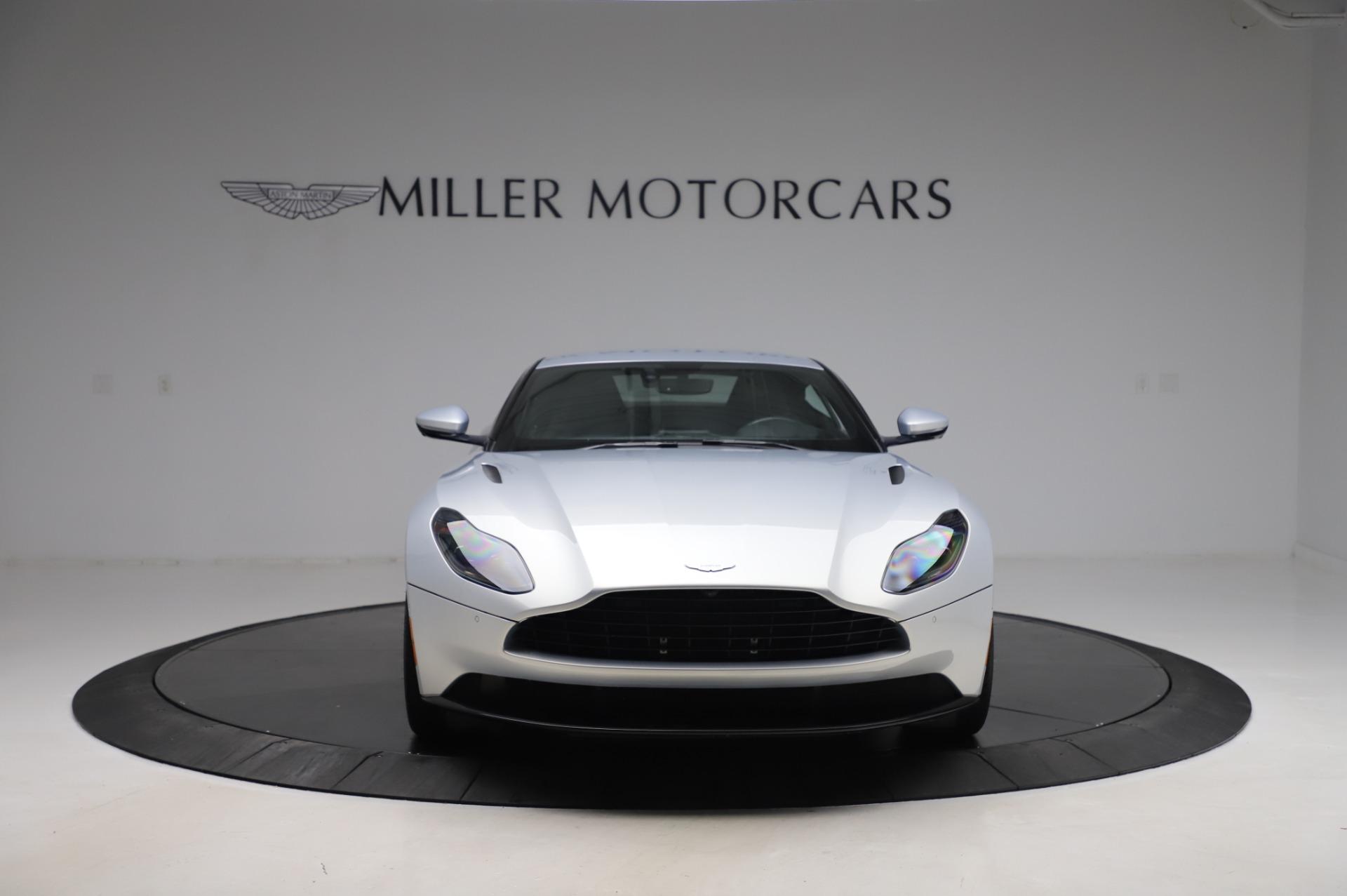 Used 2018 Aston Martin DB11 V8 Coupe