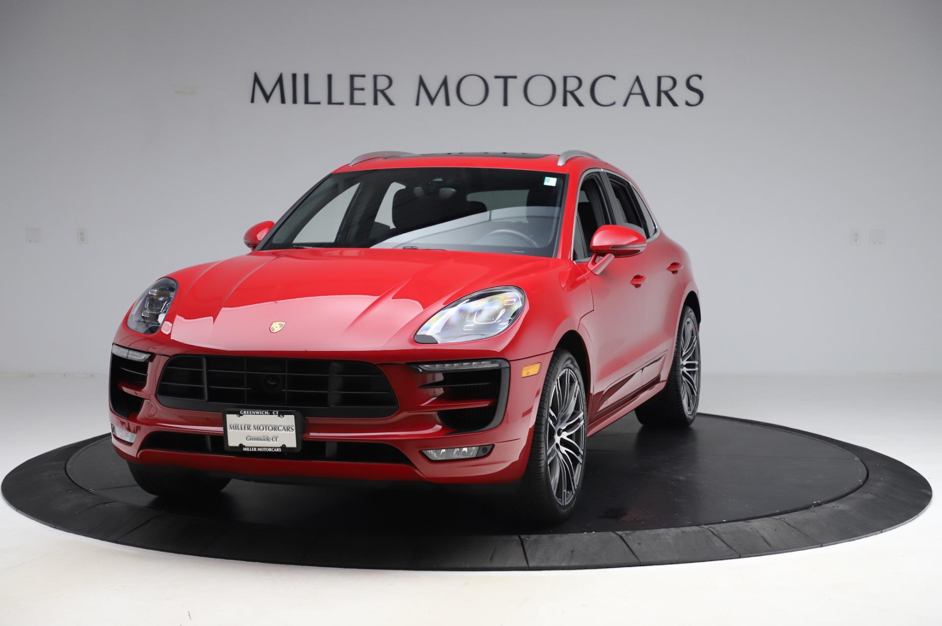 Used 2017 Porsche Macan GTS | Greenwich, CT