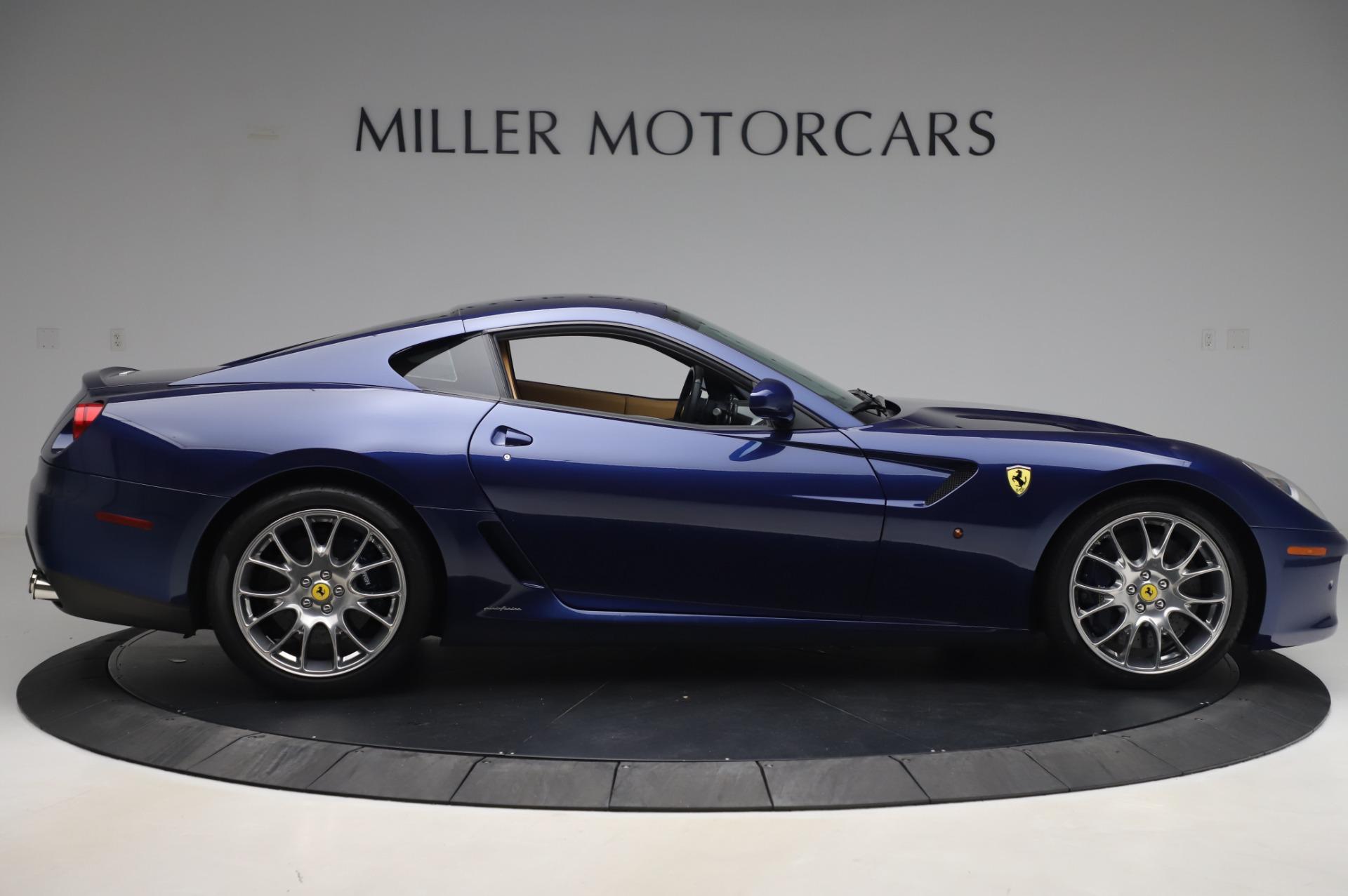 Used 2009 Ferrari 599 GTB Fiorano