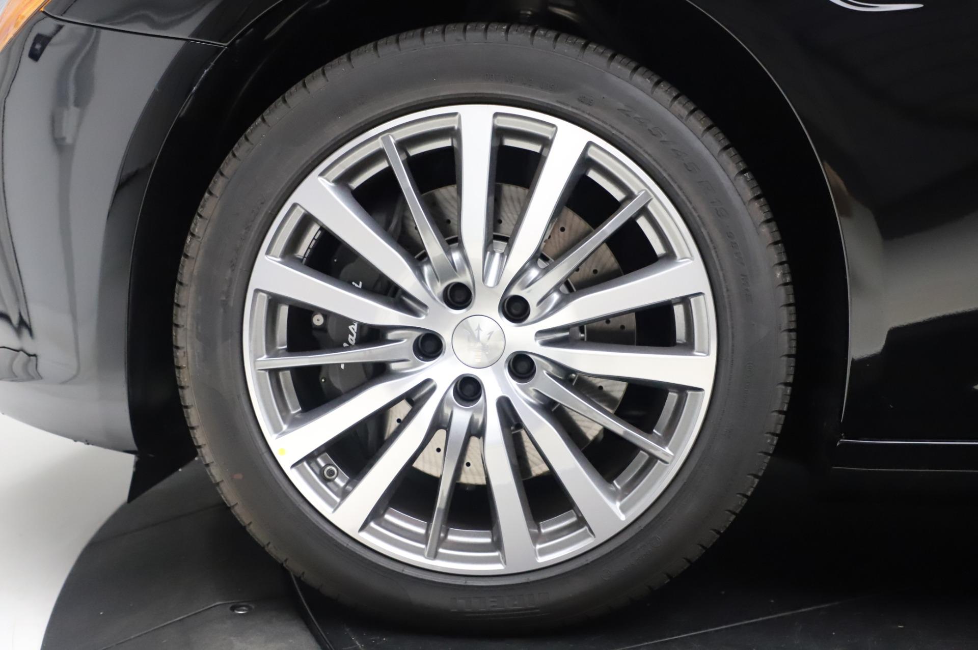 New 2020 Maserati Quattroporte S Q4