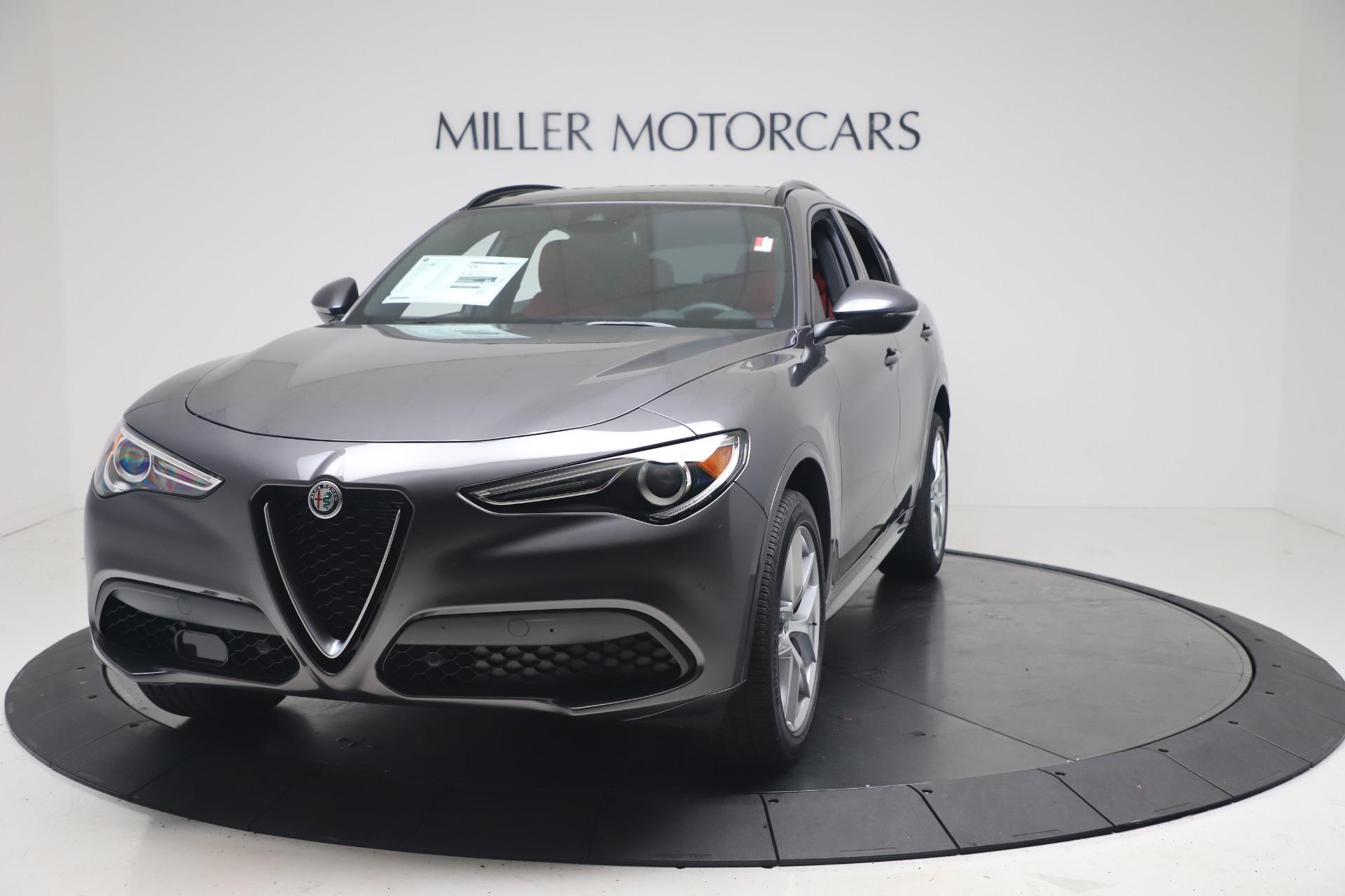 New 2020 Alfa Romeo Stelvio Ti Sport Q4 | Greenwich, CT