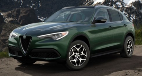 New 2020 Alfa Romeo Stelvio Q4 | Greenwich, CT