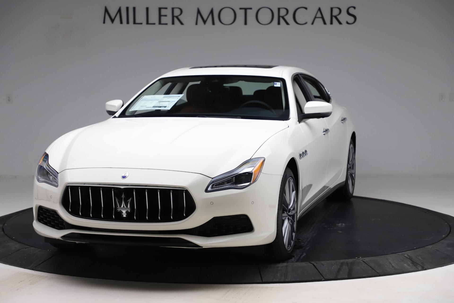 New 2020 Maserati Quattroporte S Q4   Greenwich, CT