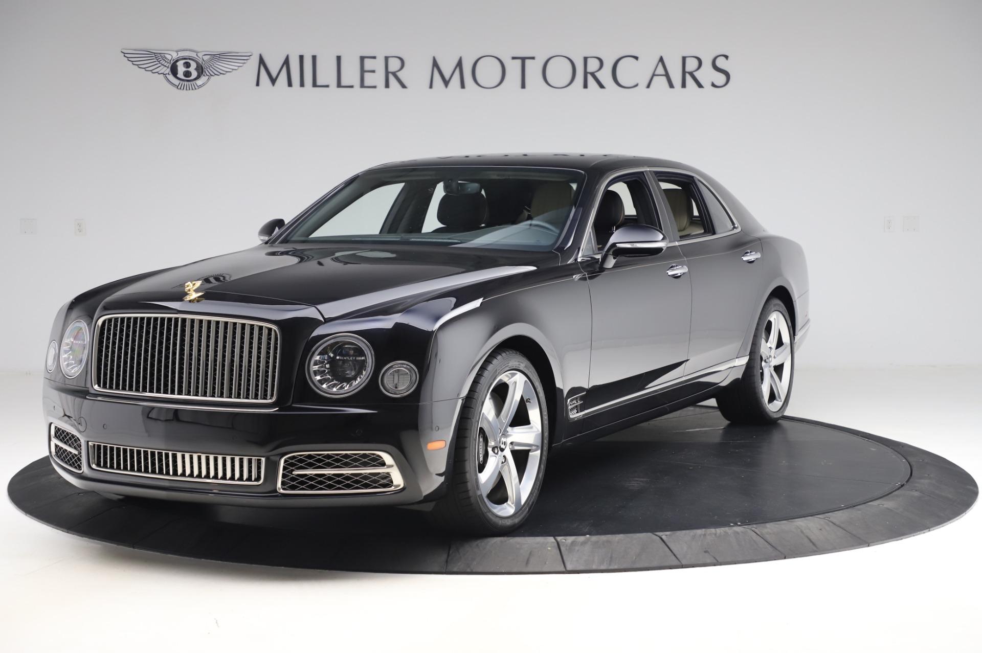 Used 2018 Bentley Mulsanne Speed   Greenwich, CT