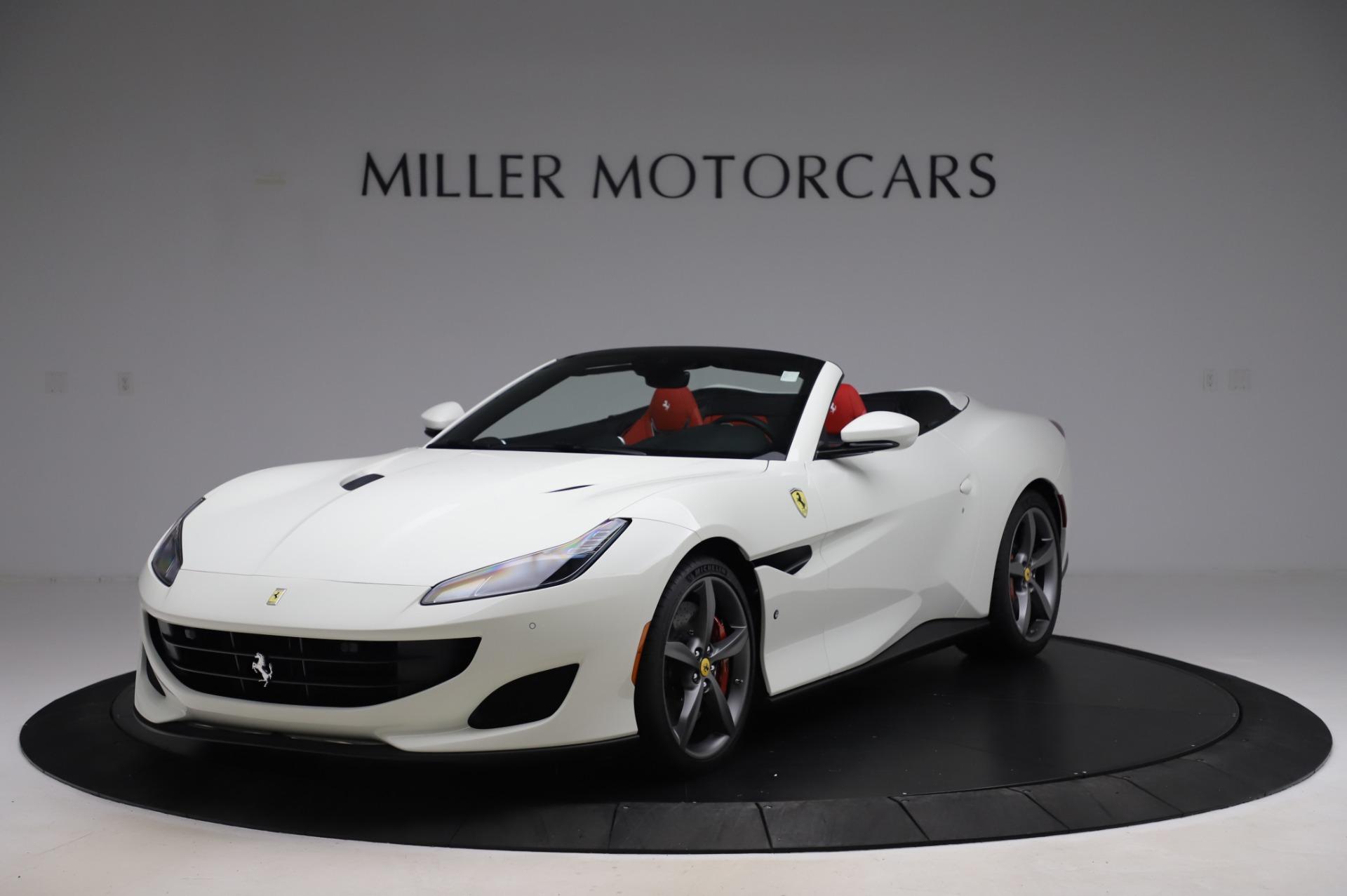 Used 2020 Ferrari Portofino Base | Greenwich, CT