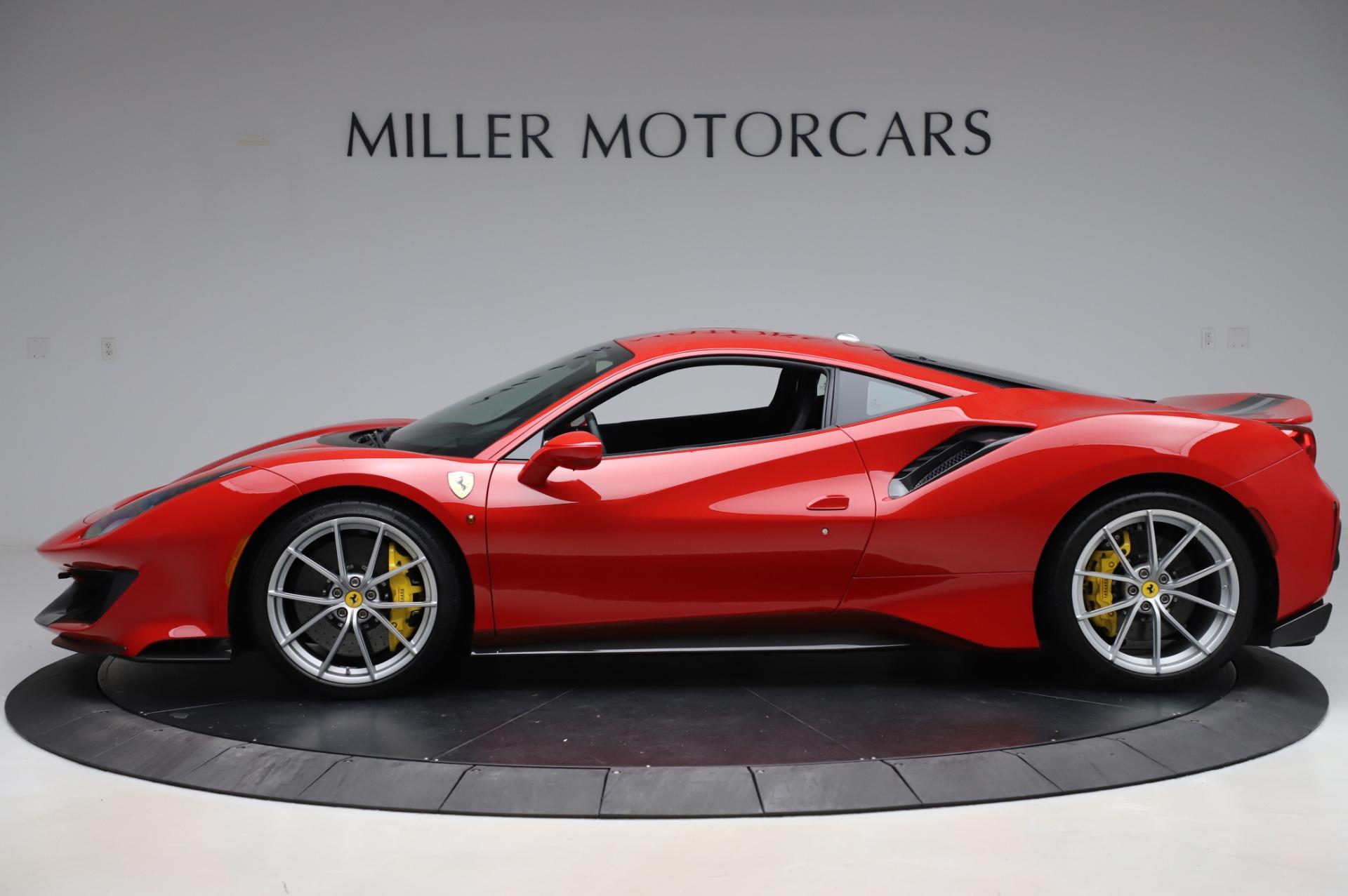 Used 2019 Ferrari 488 Pista