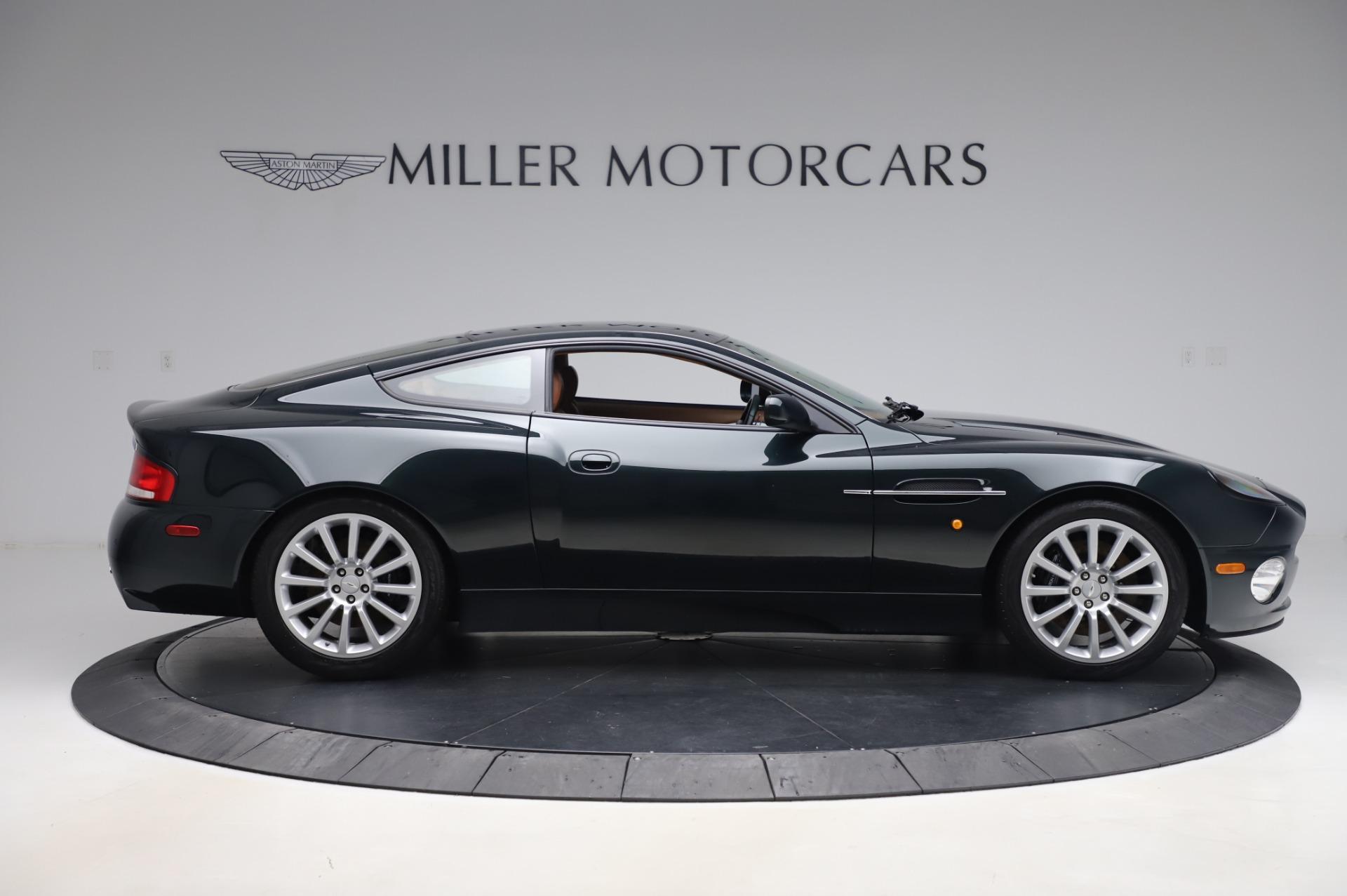 Used 2003 Aston Martin V12 Vanquish Coupe