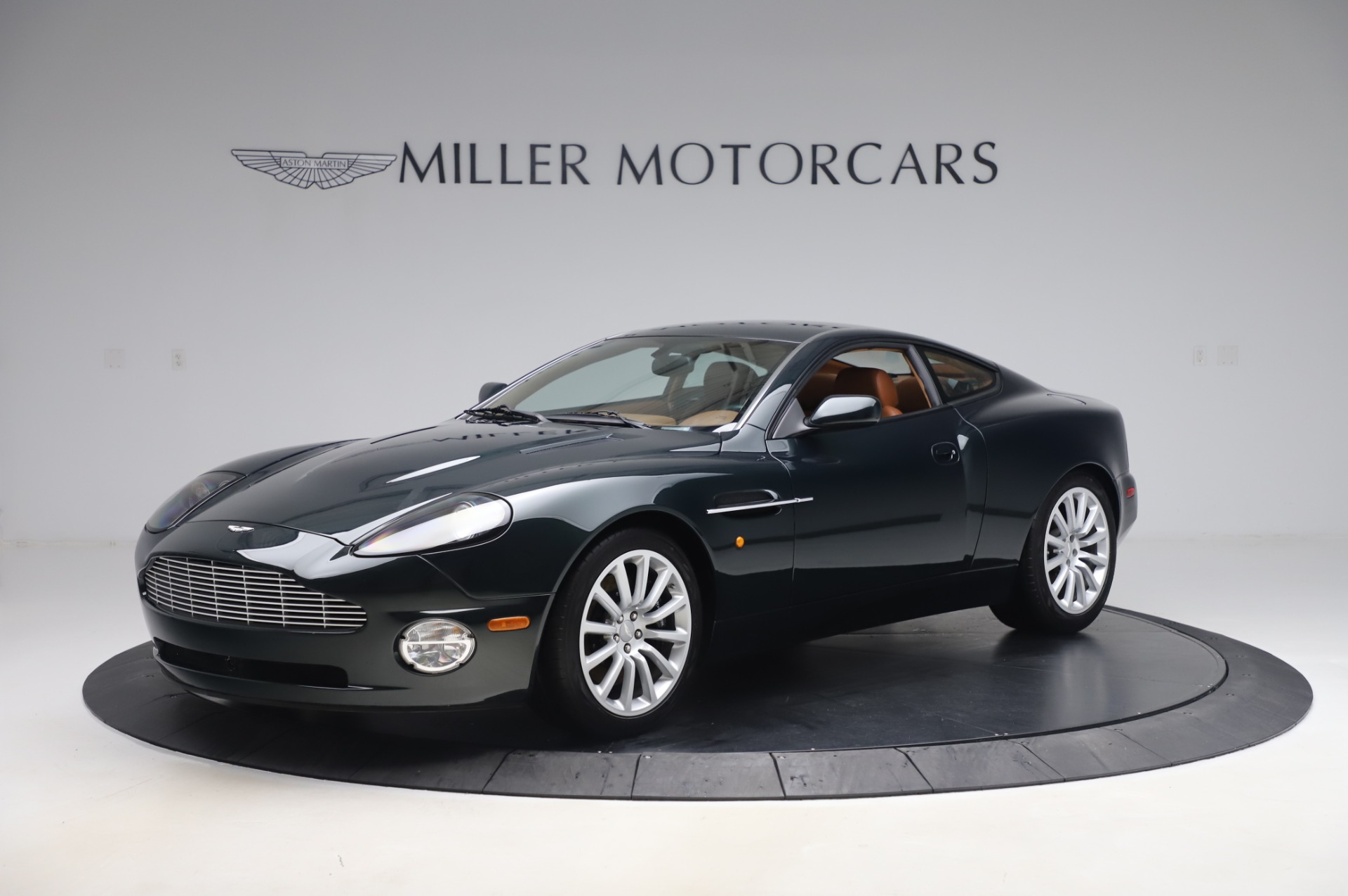 Used 2003 Aston Martin V12 Vanquish Coupe   Greenwich, CT