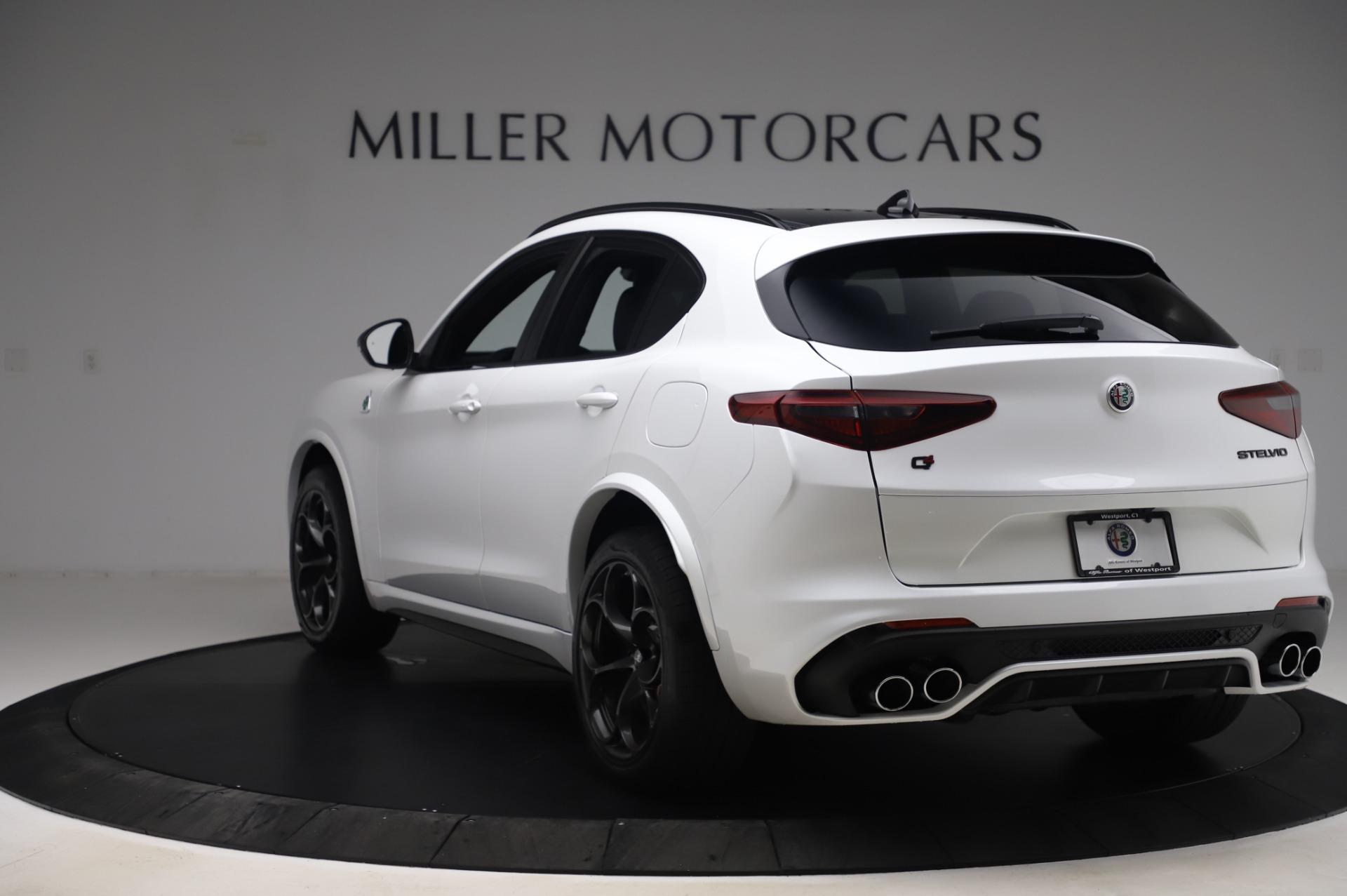 New 2020 Alfa Romeo Stelvio Quadrifoglio