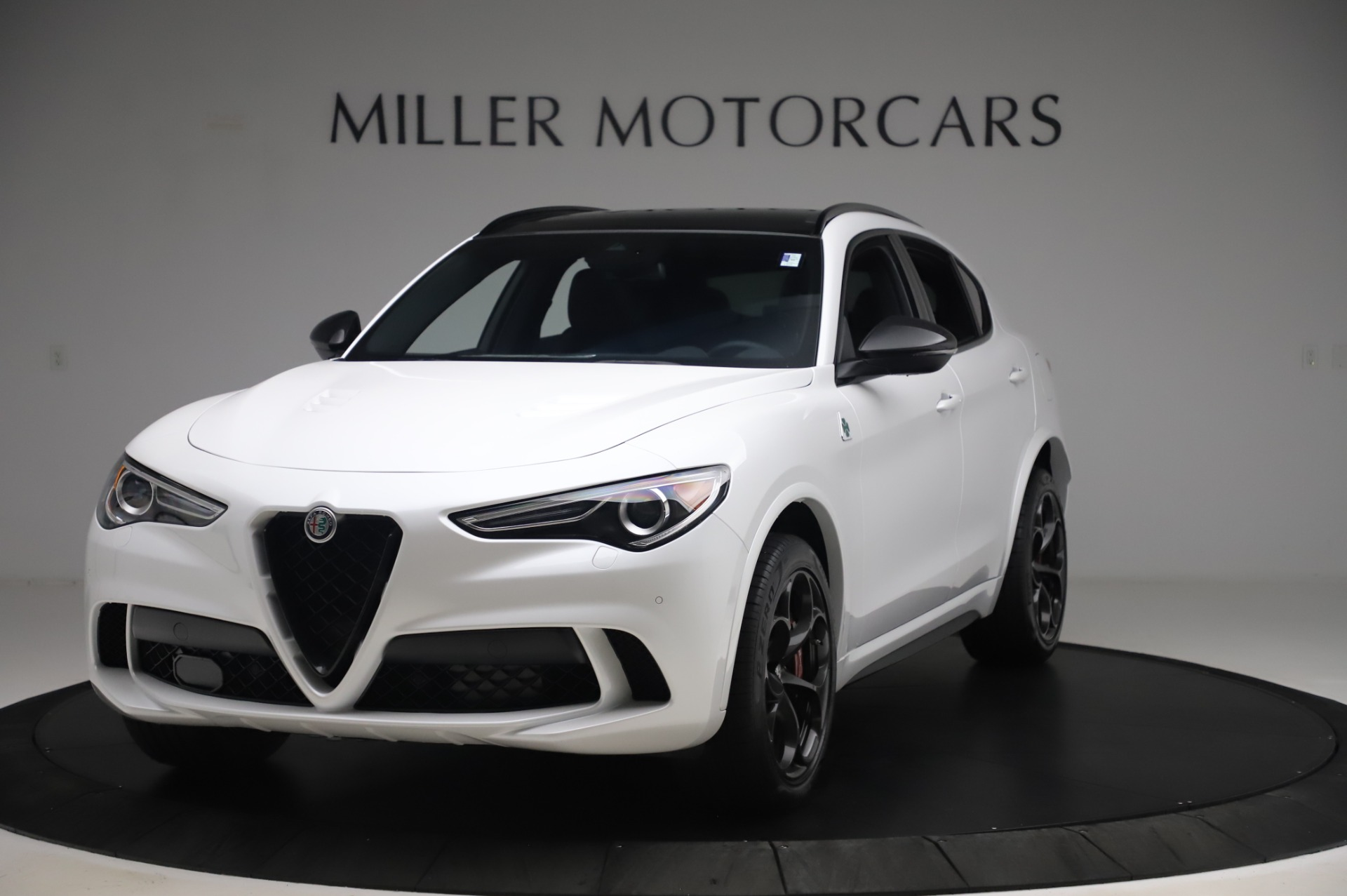New 2020 Alfa Romeo Stelvio Quadrifoglio | Greenwich, CT